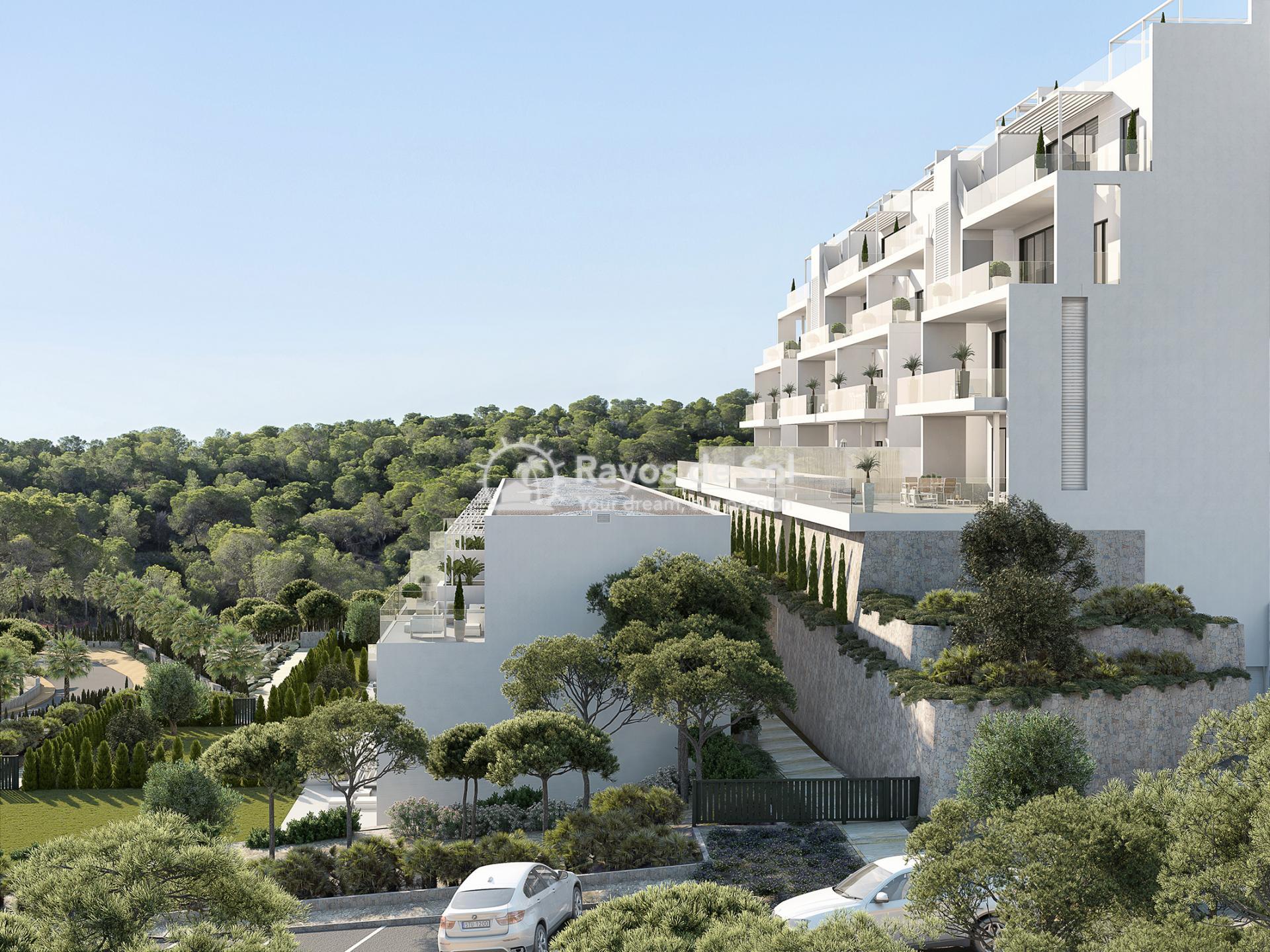 Apartment  in Las Colinas, Orihuela Costa, Costa Blanca (LCMANA3-2D) - 7