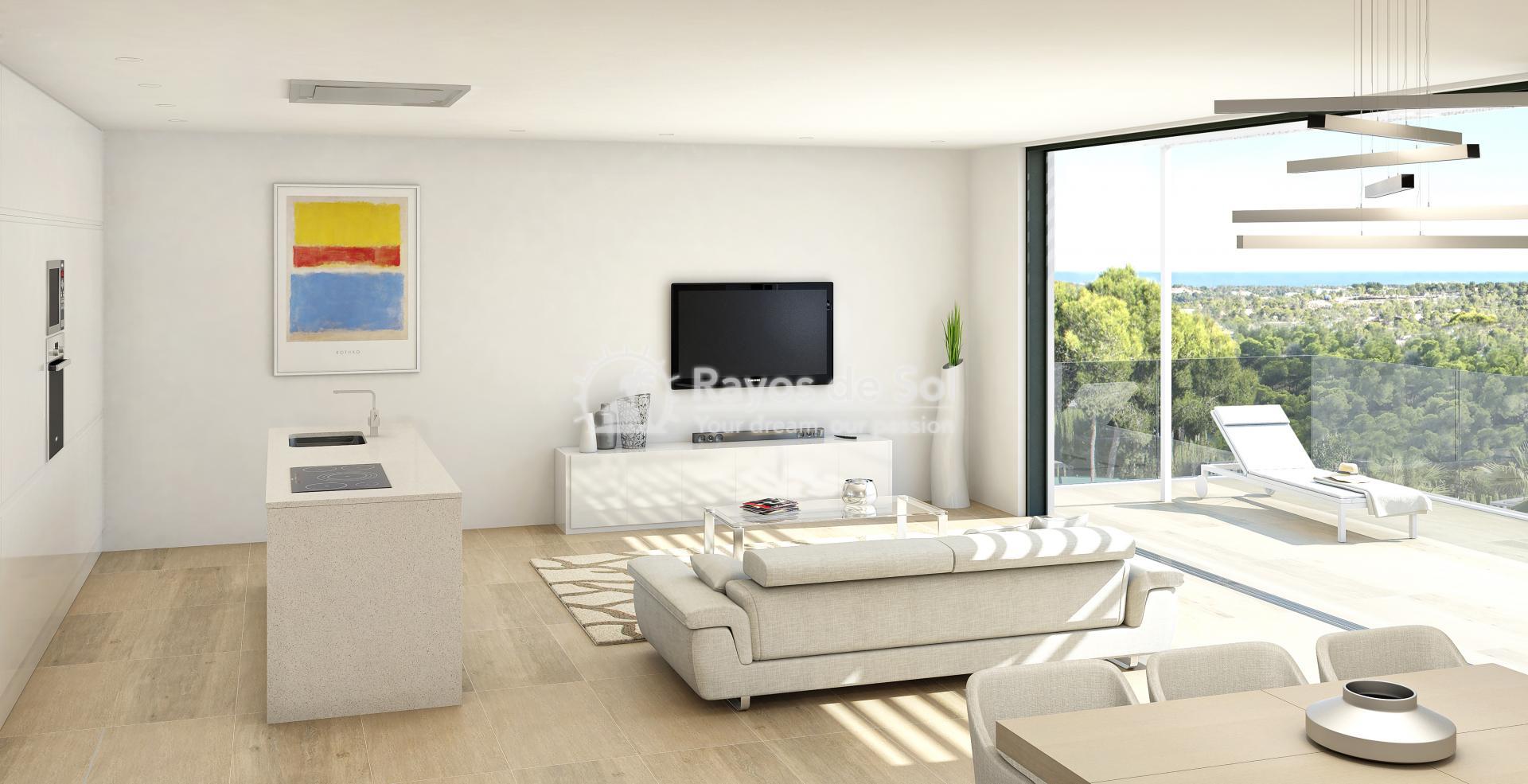 Apartment  in Las Colinas, Orihuela Costa, Costa Blanca (LCMANA3-2D) - 5