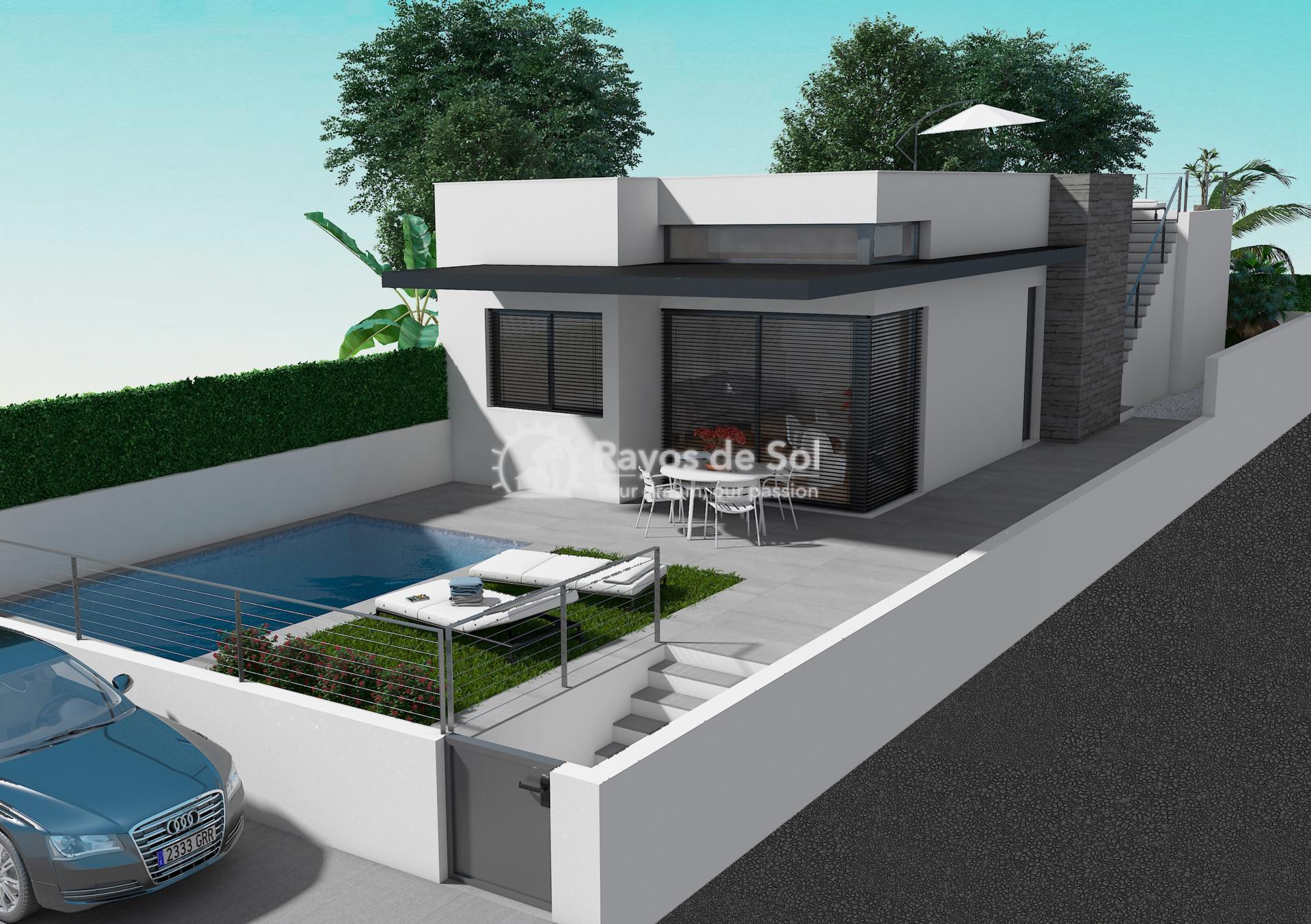 Villa  in Orihuela Costa, Costa Blanca (OCHEHNVN) - 1