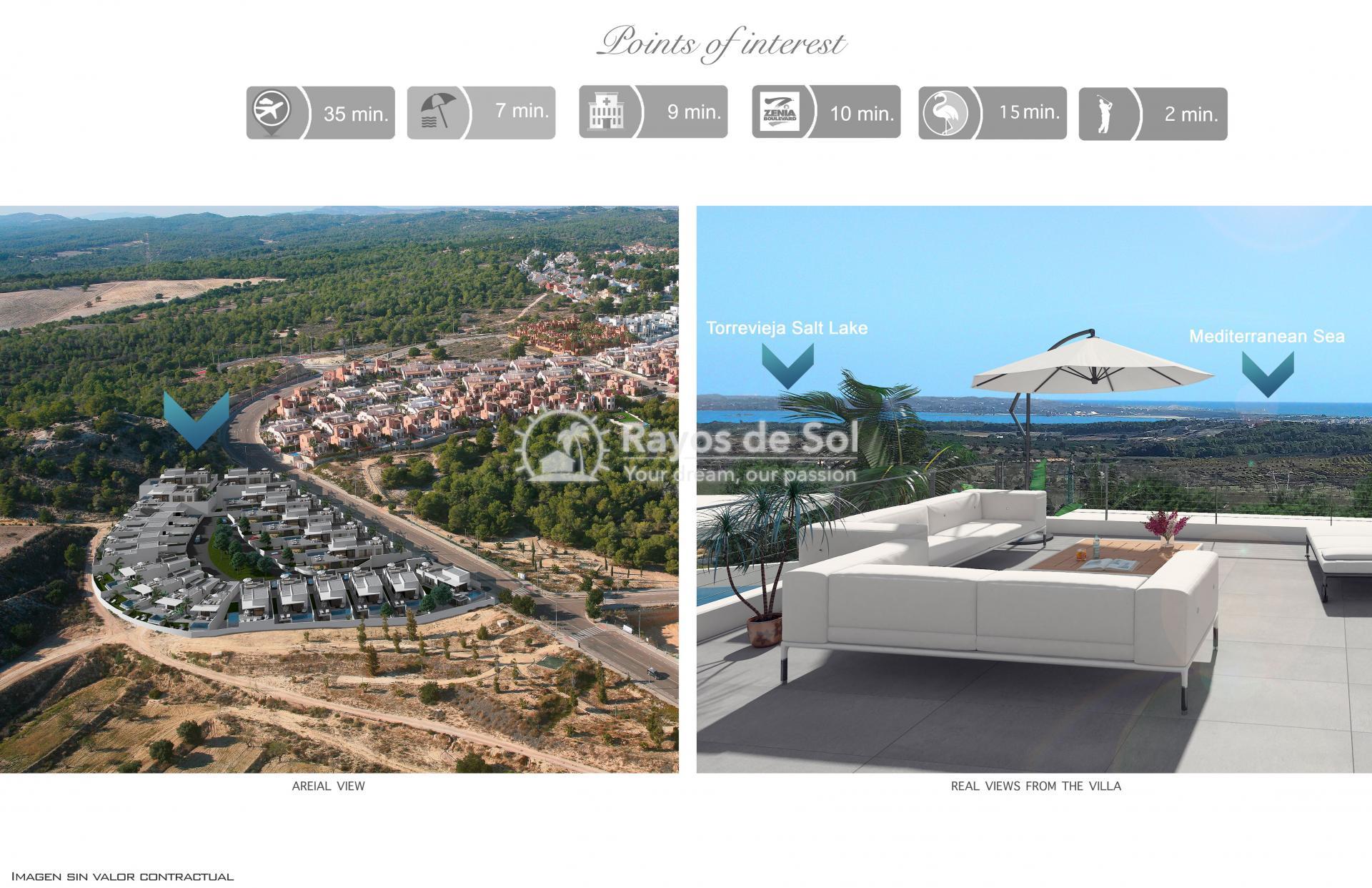 Villa  in Orihuela Costa, Costa Blanca (OCHEHNVN) - 5