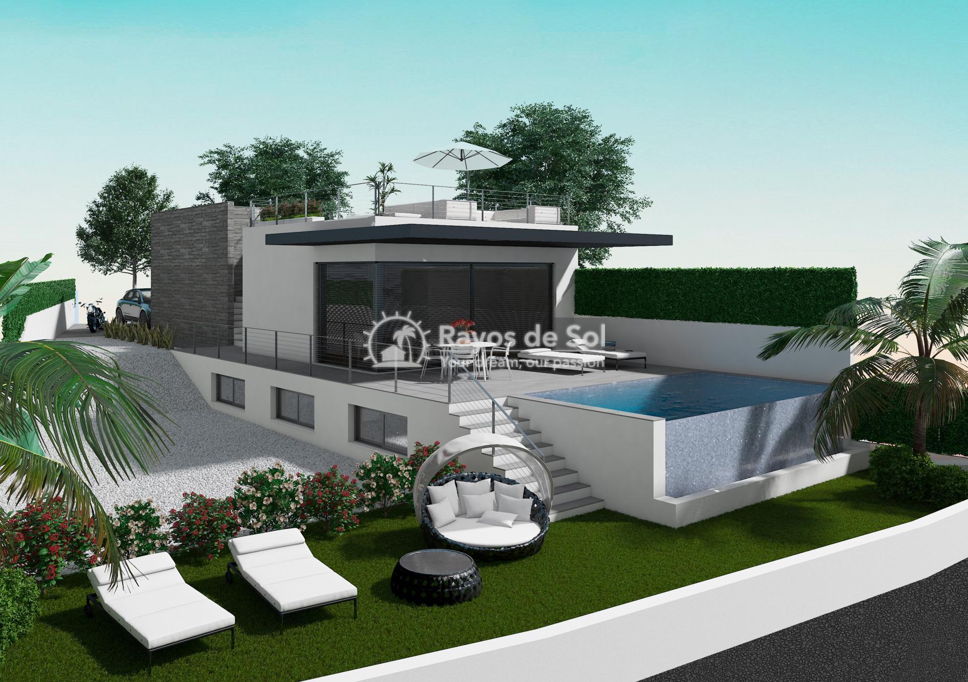 Villa  in Orihuela Costa, Costa Blanca (OCHEHNVP) - 1