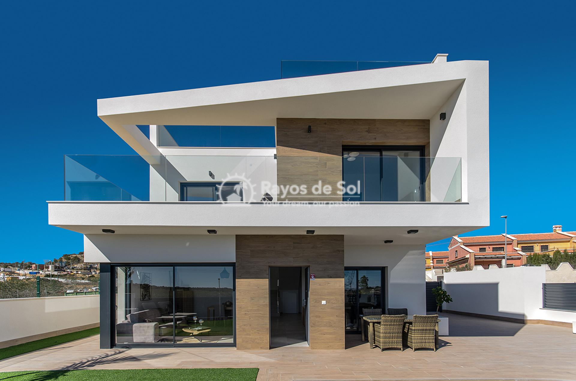 Detached villa  in Orihuela Costa, Costa Blanca (OCSUCFV) - 1