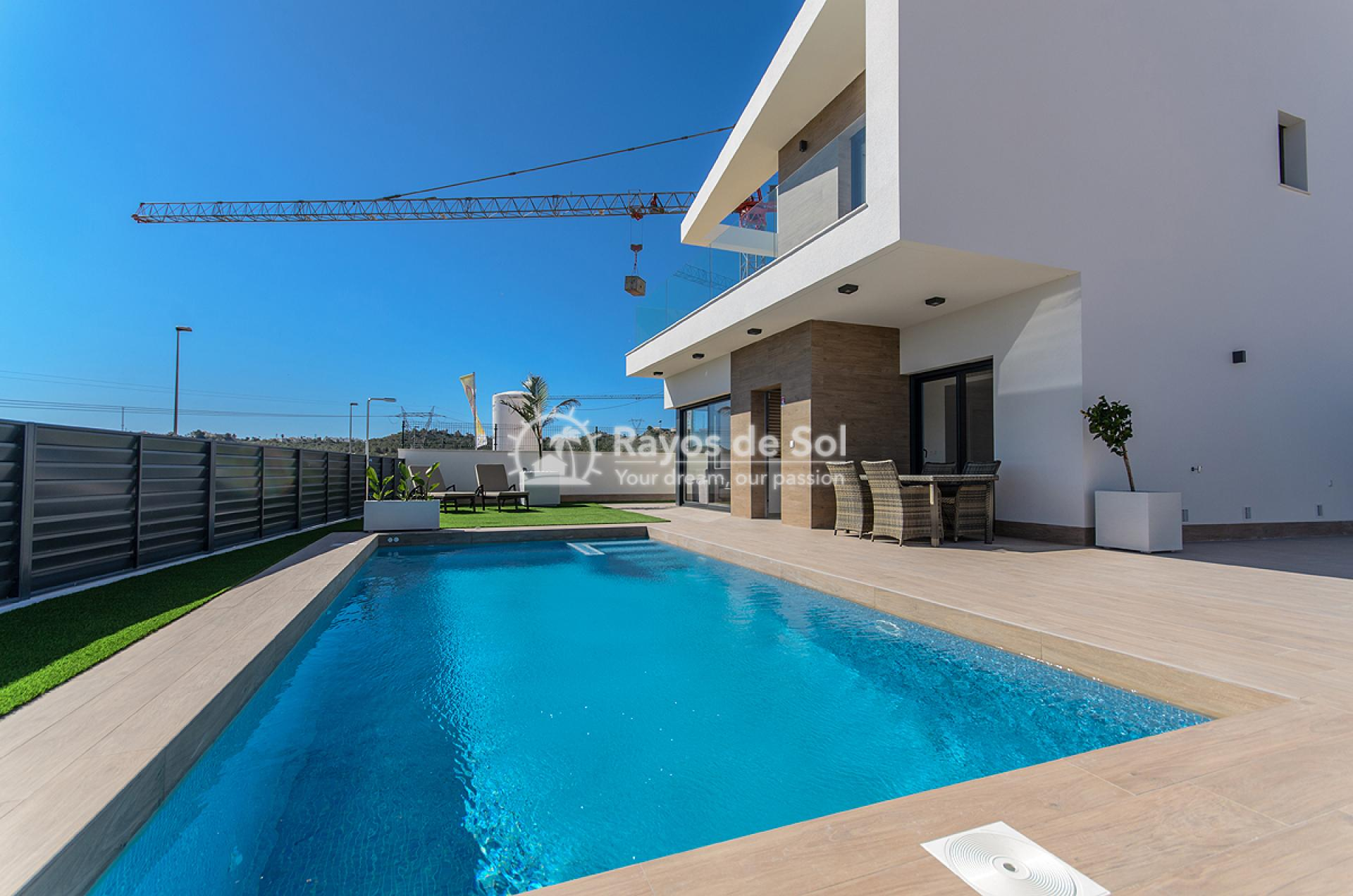 Detached villa  in Orihuela Costa, Costa Blanca (OCSUCFV) - 14