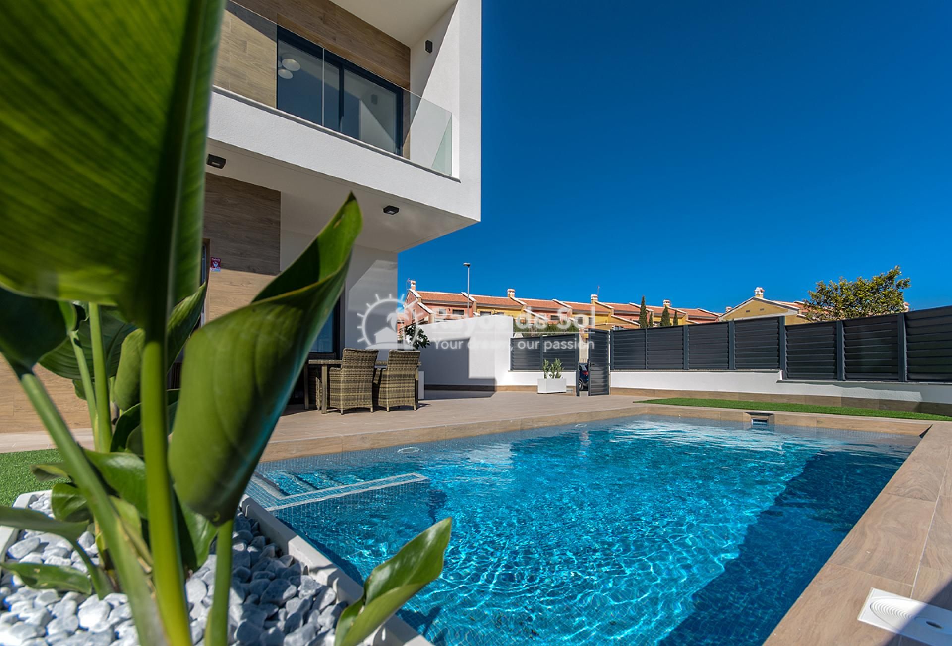 Detached villa  in Orihuela Costa, Costa Blanca (OCSUCFV) - 13