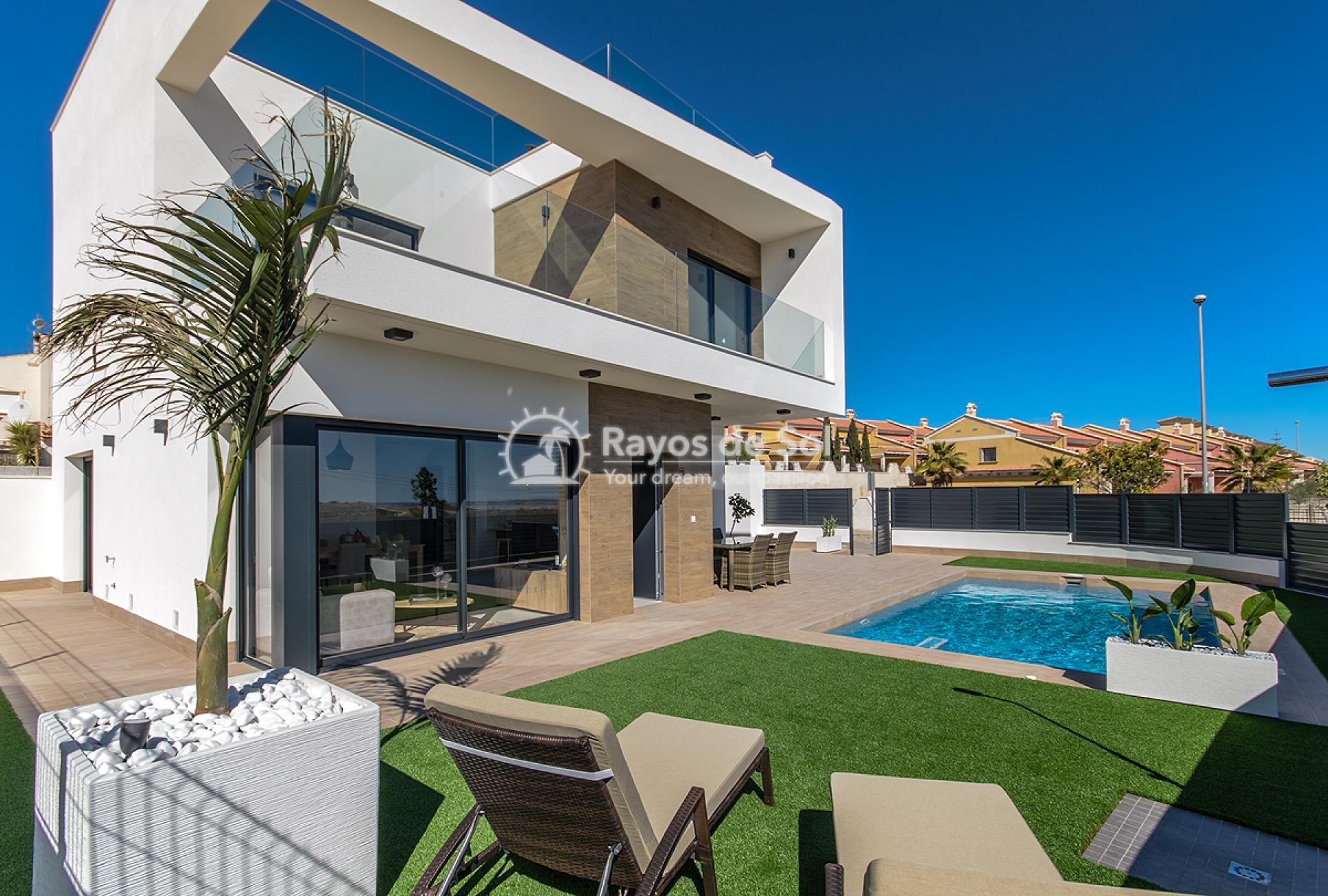Detached villa  in Orihuela Costa, Costa Blanca (OCSUCFV) - 3