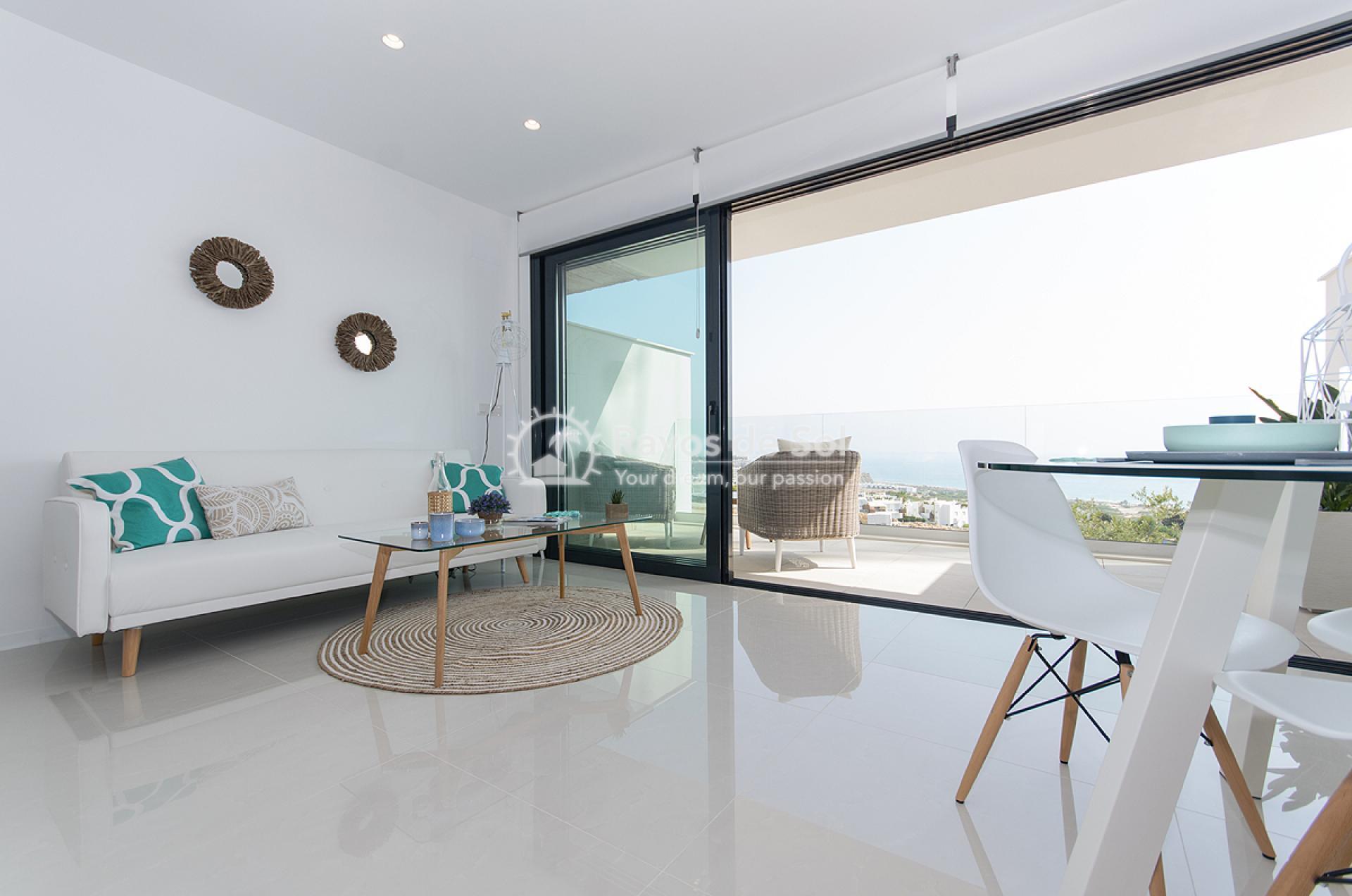 Terraced apartment  in Gran Alacant, Santa Pola, Costa Blanca (GASUSP2-2B) - 14