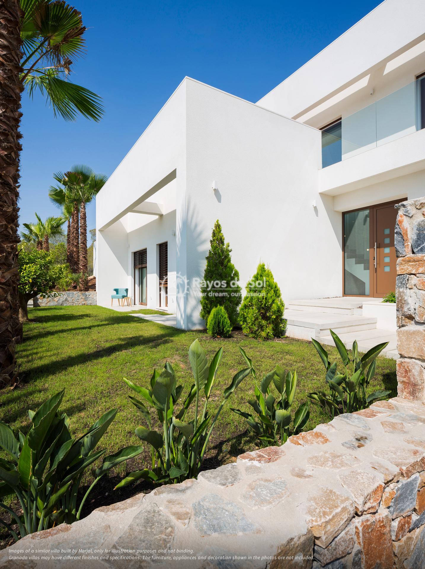 Stunning villa  in Las Colinas, Orihuela Costa, Costa Blanca (Granado-36A) - 2