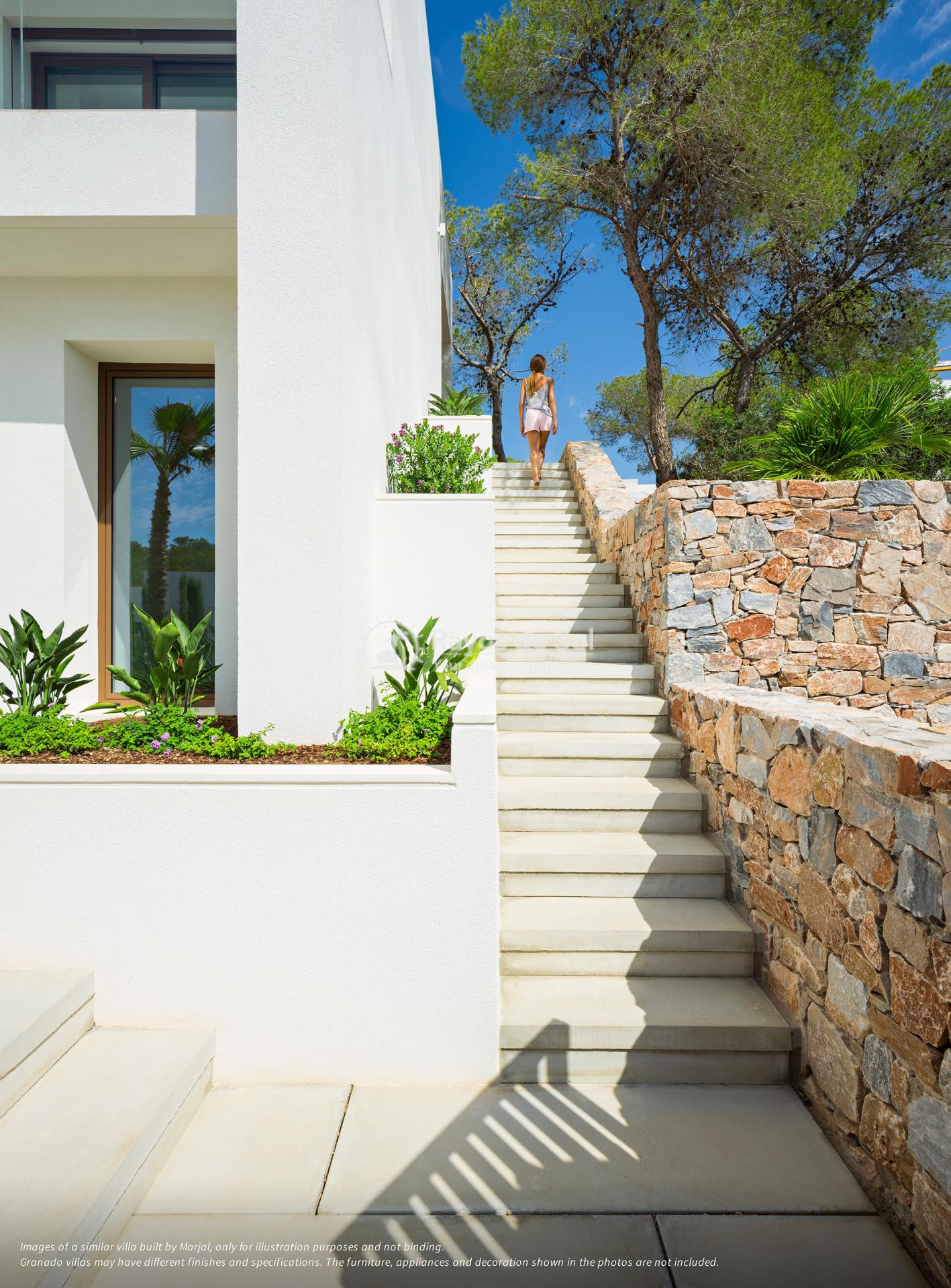 Stunning villa  in Las Colinas, Orihuela Costa, Costa Blanca (Granado-36A) - 11