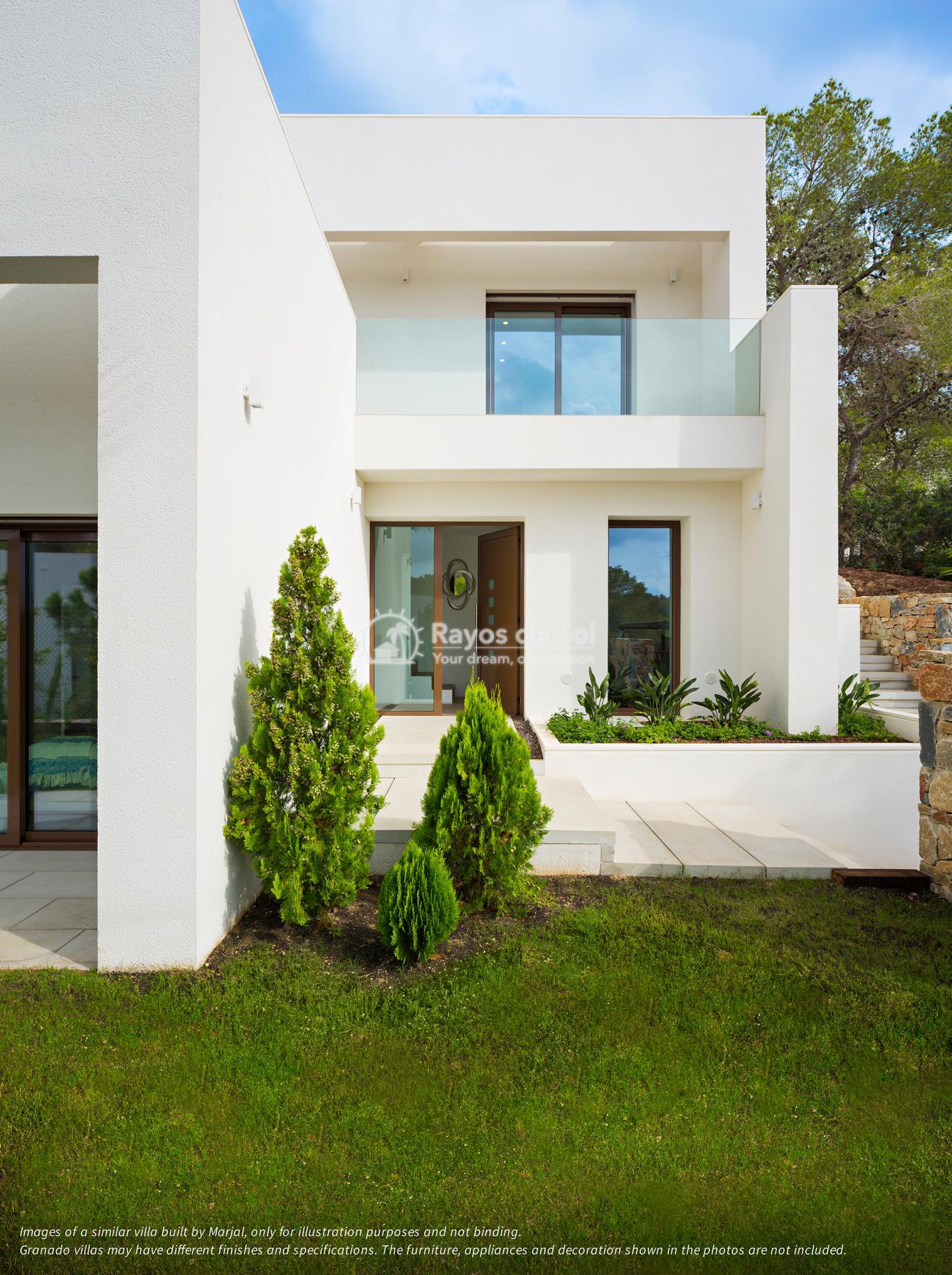 Stunning villa  in Las Colinas, Orihuela Costa, Costa Blanca (Granado-36A) - 10