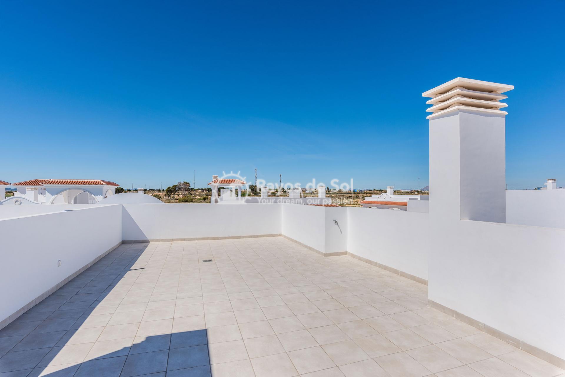 Semi-detached villa  in Doña Pepa, Ciudad Quesada, Costa Blanca (Allegra-Samara-dpx) - 13
