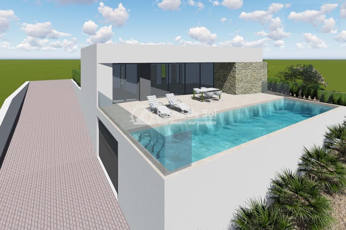 Villa with seaviews  in Sierra Cortina, Finestrat, Costa Blanca (FIMAPR18) - 1
