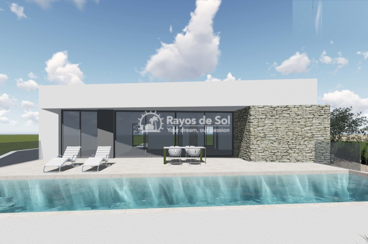 Villa with seaviews  in Sierra Cortina, Finestrat, Costa Blanca (FIMAPR18) - 3