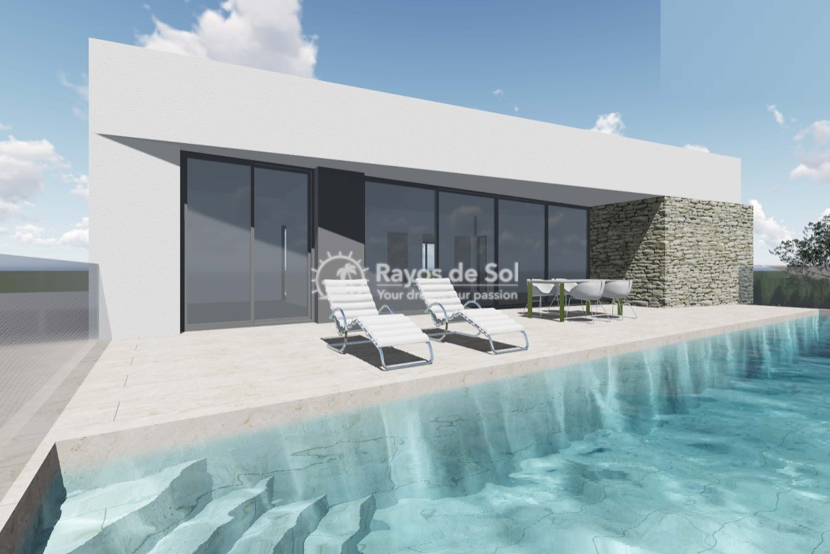 Villa with seaviews  in Sierra Cortina, Finestrat, Costa Blanca (FIMAPR18) - 2