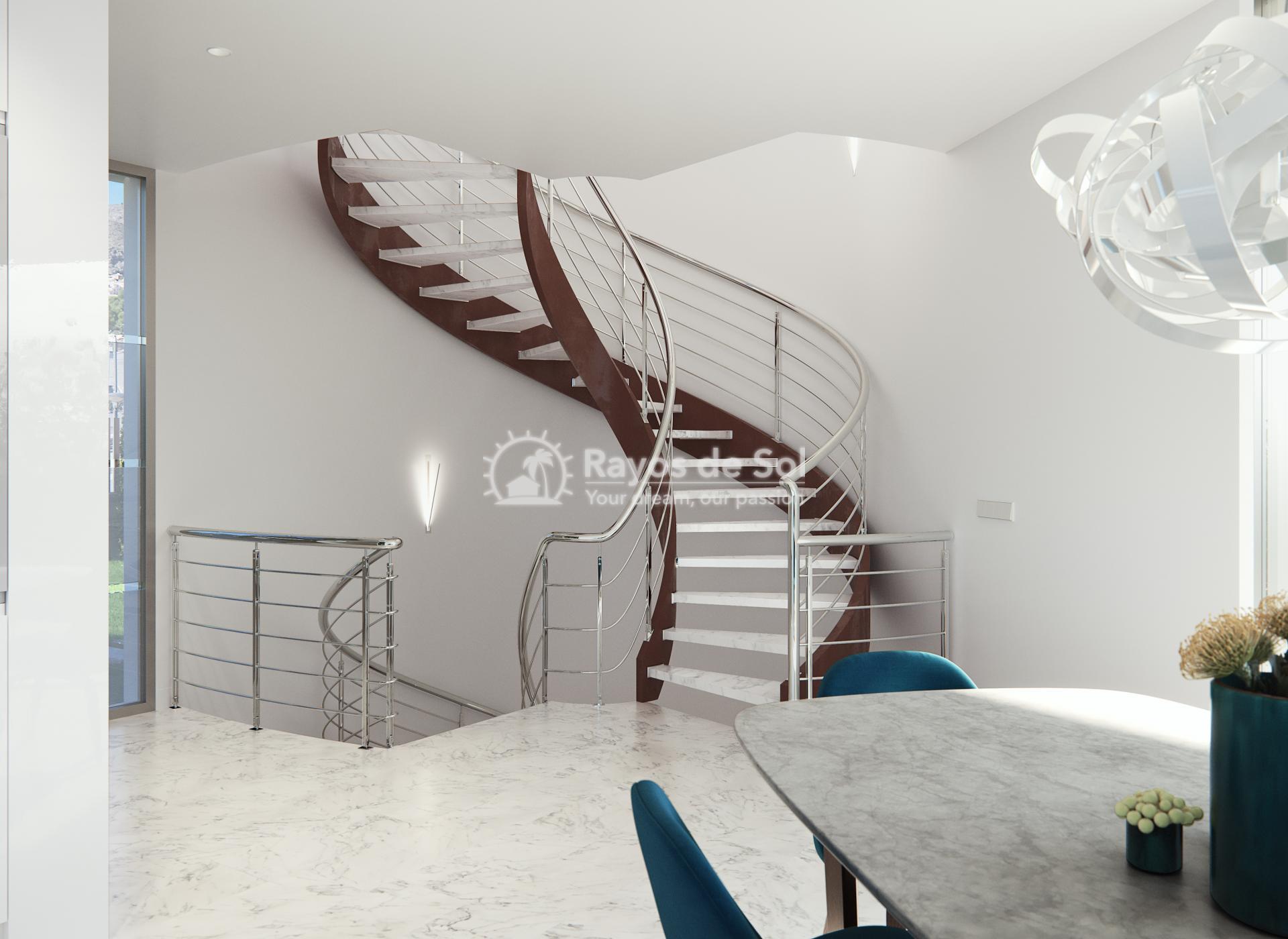 Stunning modern design villa  in Sierra Cortina, Finestrat, Costa Blanca (Praga 19) - 21