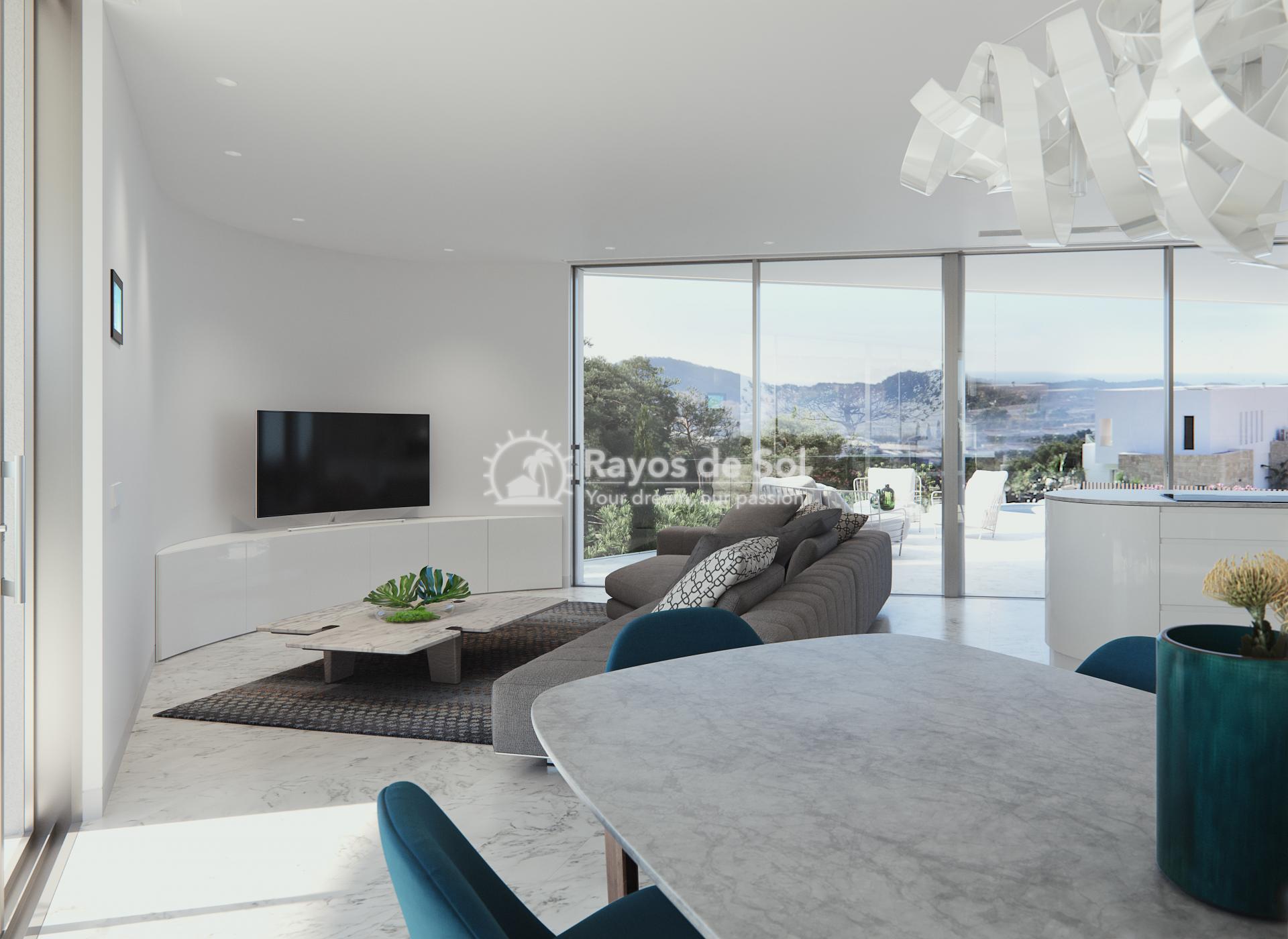Stunning modern design villa  in Sierra Cortina, Finestrat, Costa Blanca (Praga 19) - 3