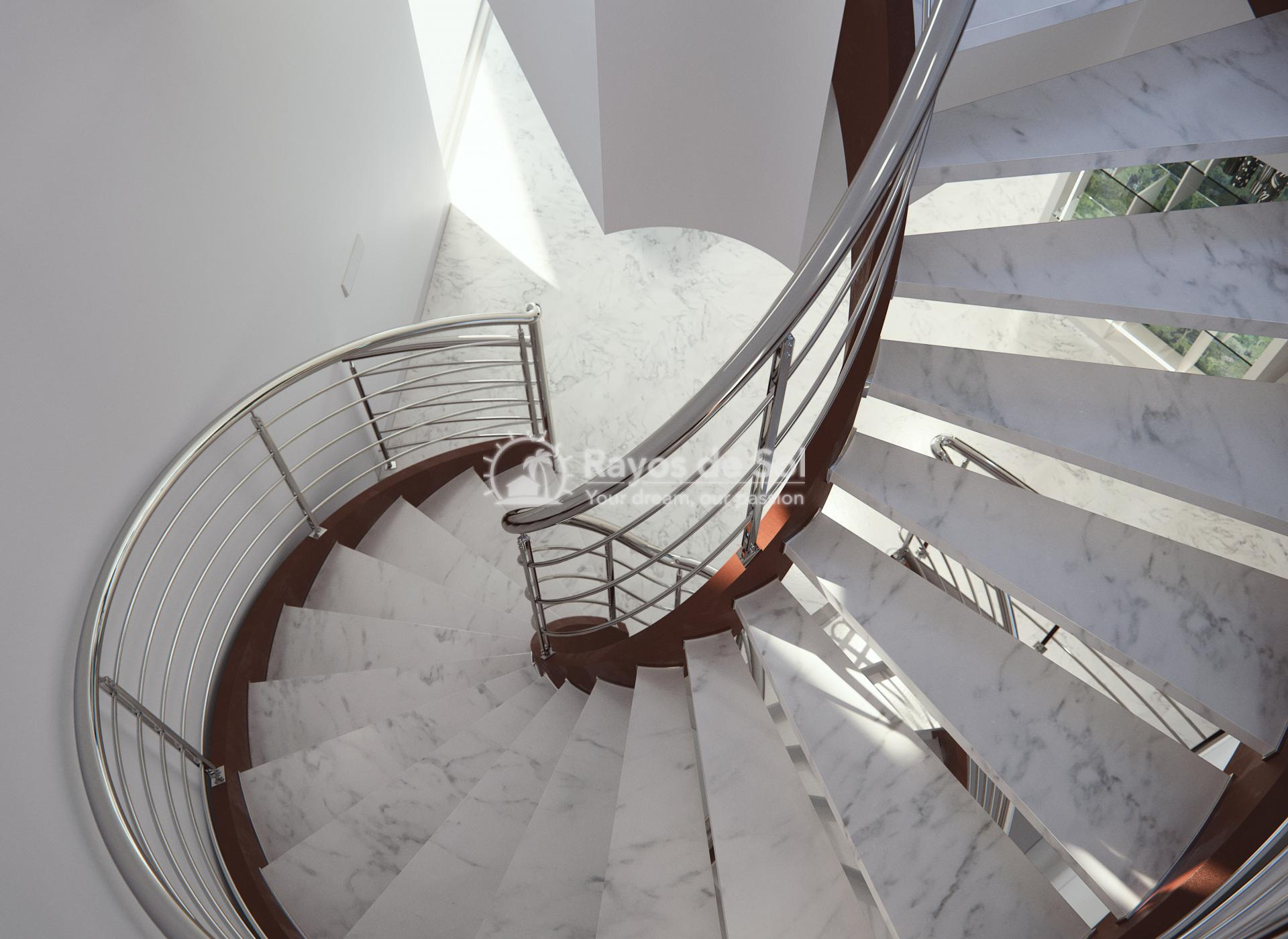Stunning modern design villa  in Sierra Cortina, Finestrat, Costa Blanca (Praga 19) - 22