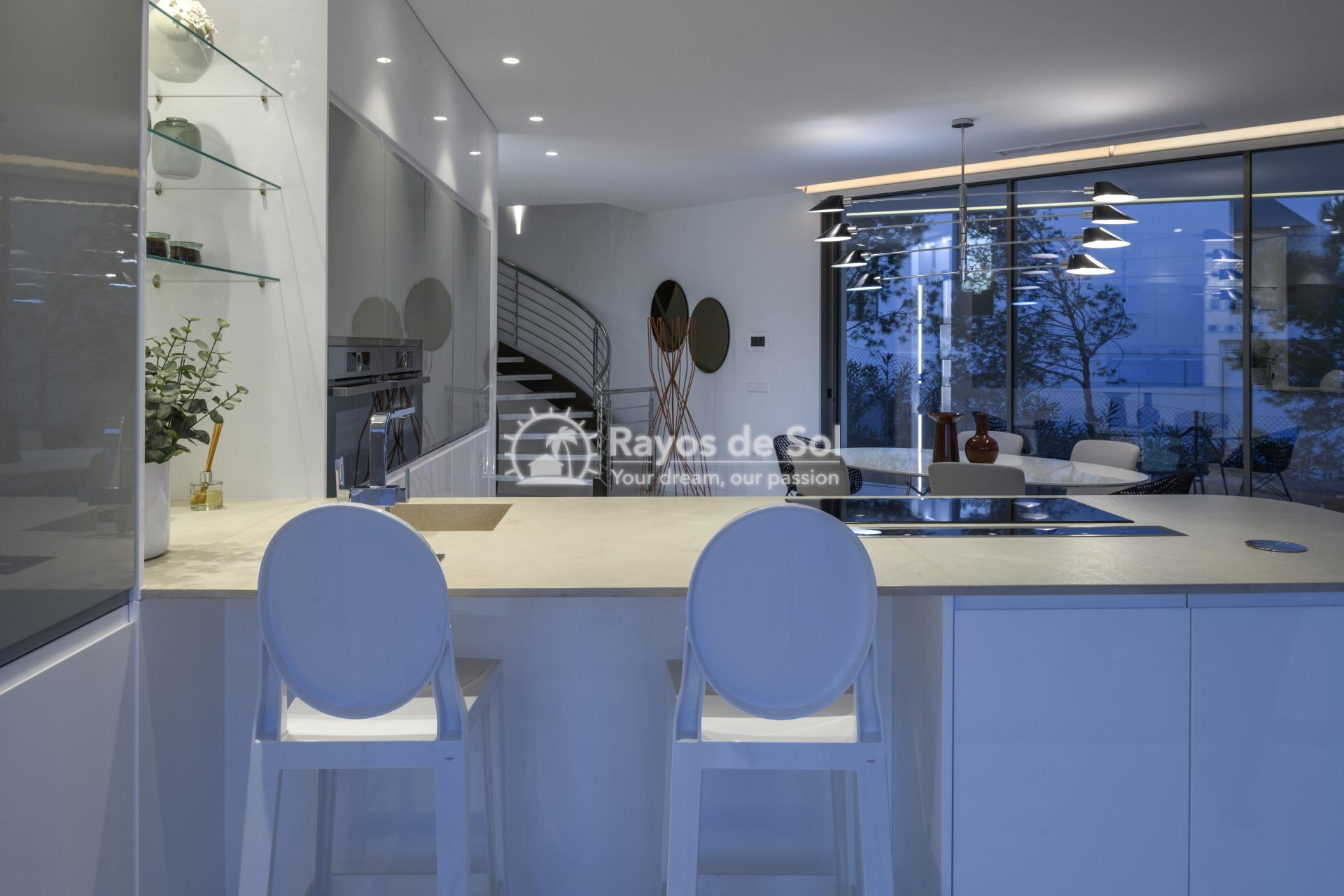 Stunning modern design villa  in Sierra Cortina, Finestrat, Costa Blanca (Praga 19) - 13