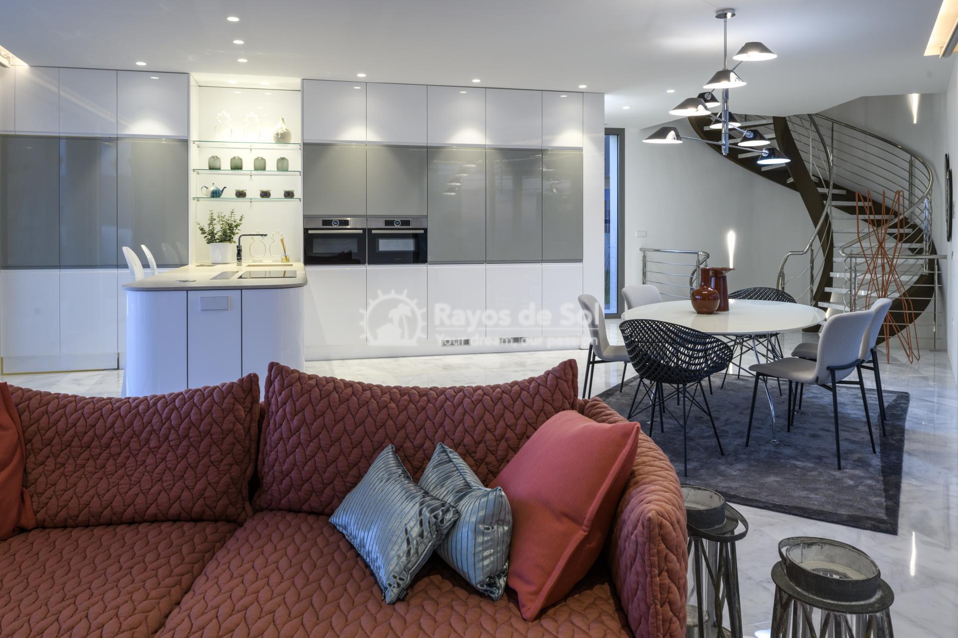 Stunning modern design villa  in Sierra Cortina, Finestrat, Costa Blanca (Praga 19) - 7