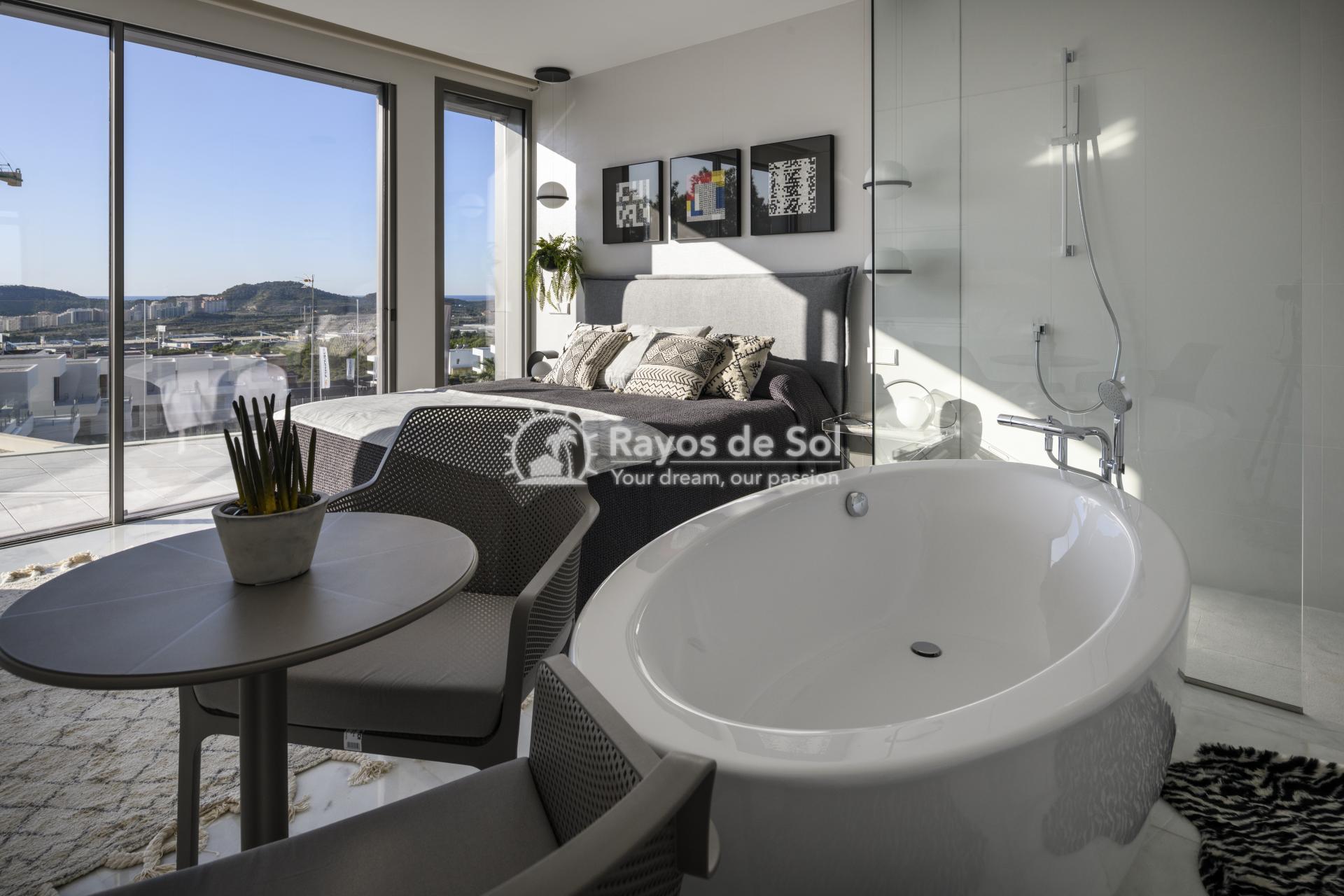 Stunning modern design villa  in Sierra Cortina, Finestrat, Costa Blanca (Praga 19) - 10