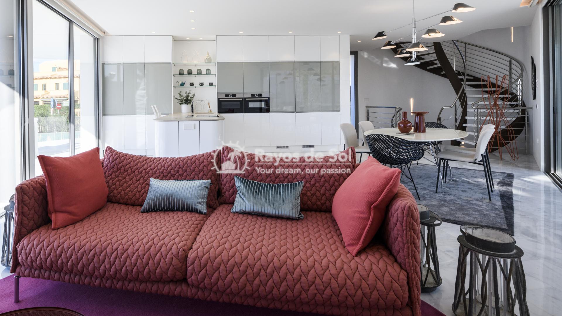 Stunning modern design villa  in Sierra Cortina, Finestrat, Costa Blanca (Praga 19) - 8