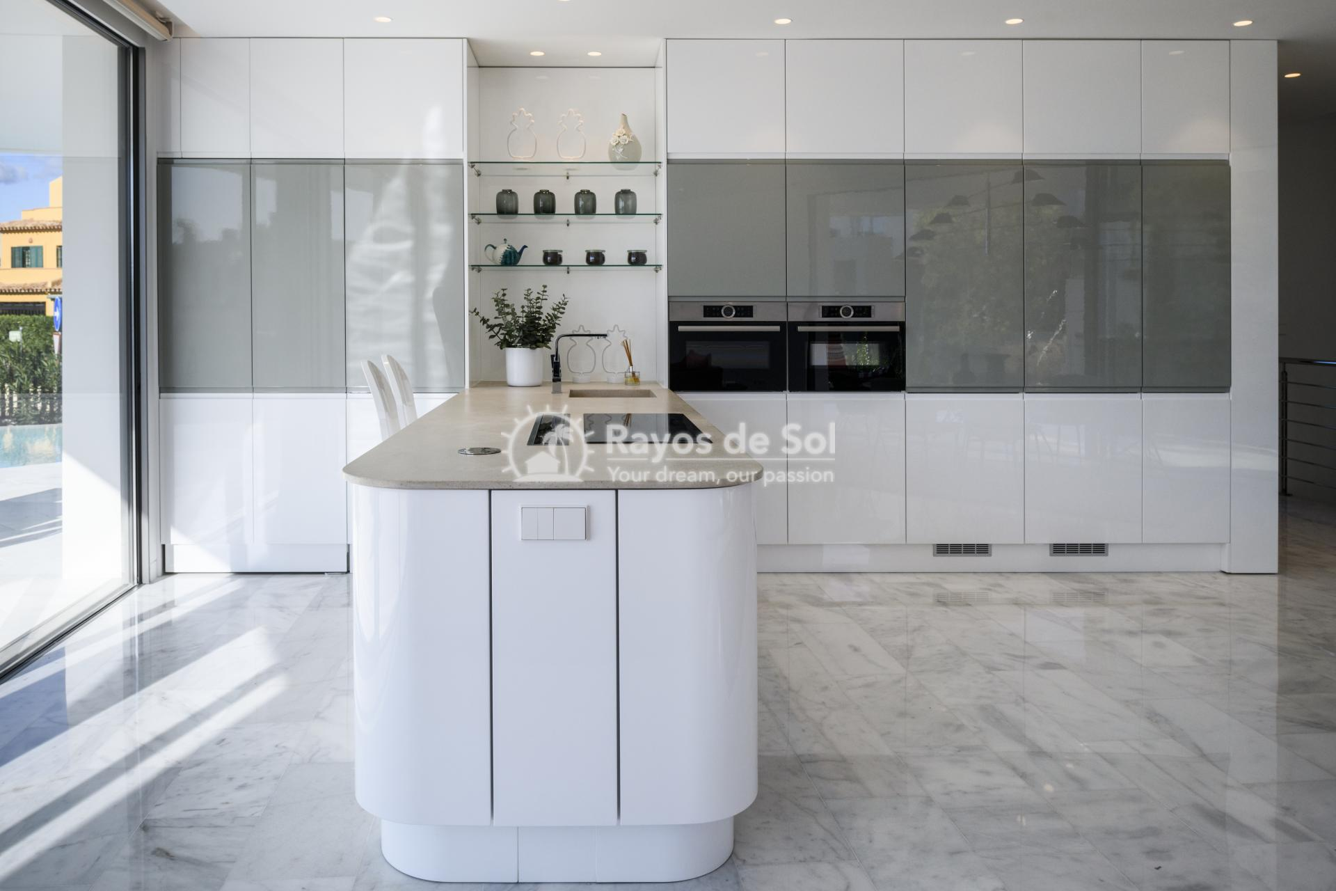 Stunning modern design villa  in Sierra Cortina, Finestrat, Costa Blanca (Praga 19) - 14