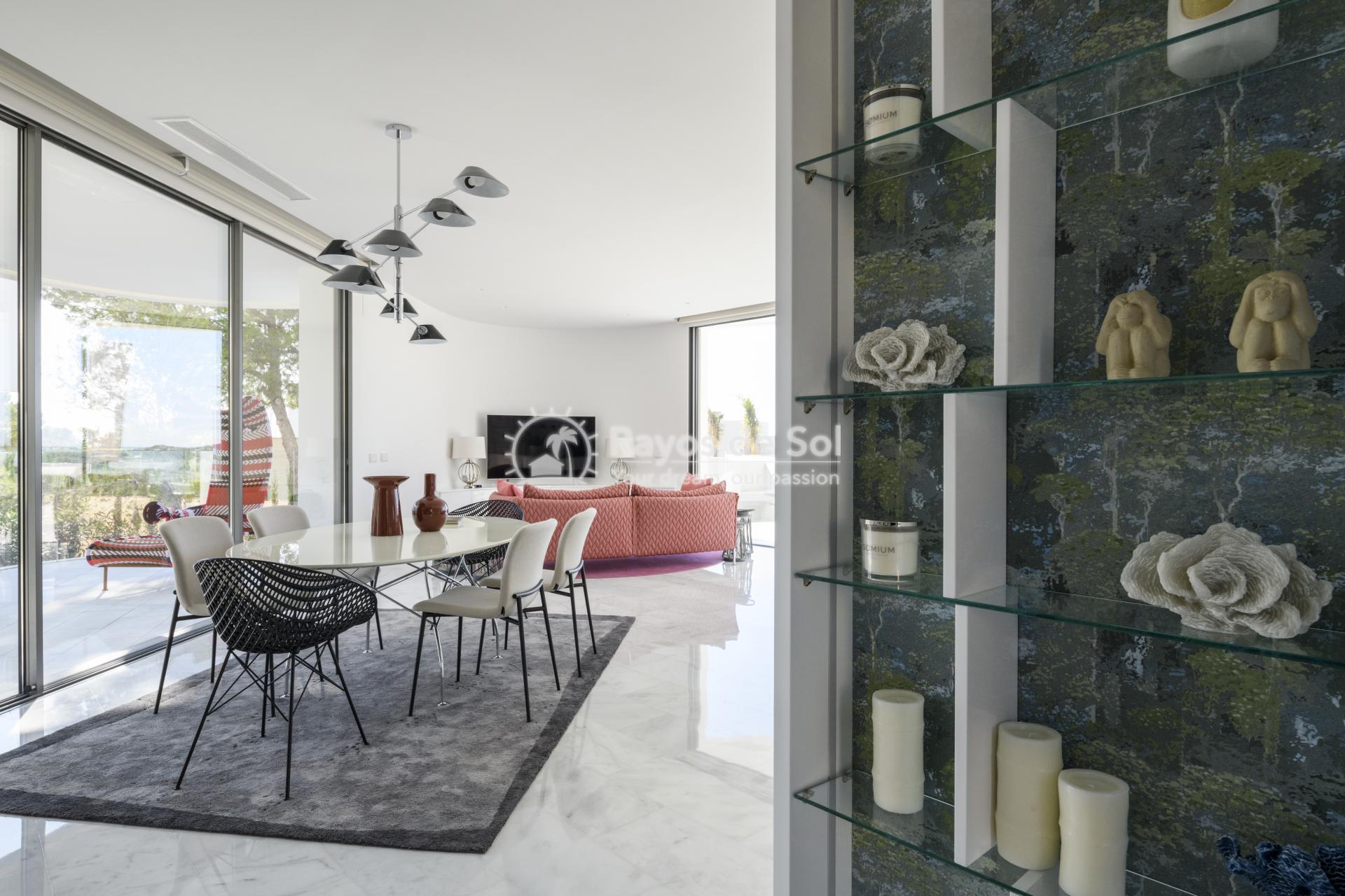 Stunning modern design villa  in Sierra Cortina, Finestrat, Costa Blanca (Praga 19) - 17