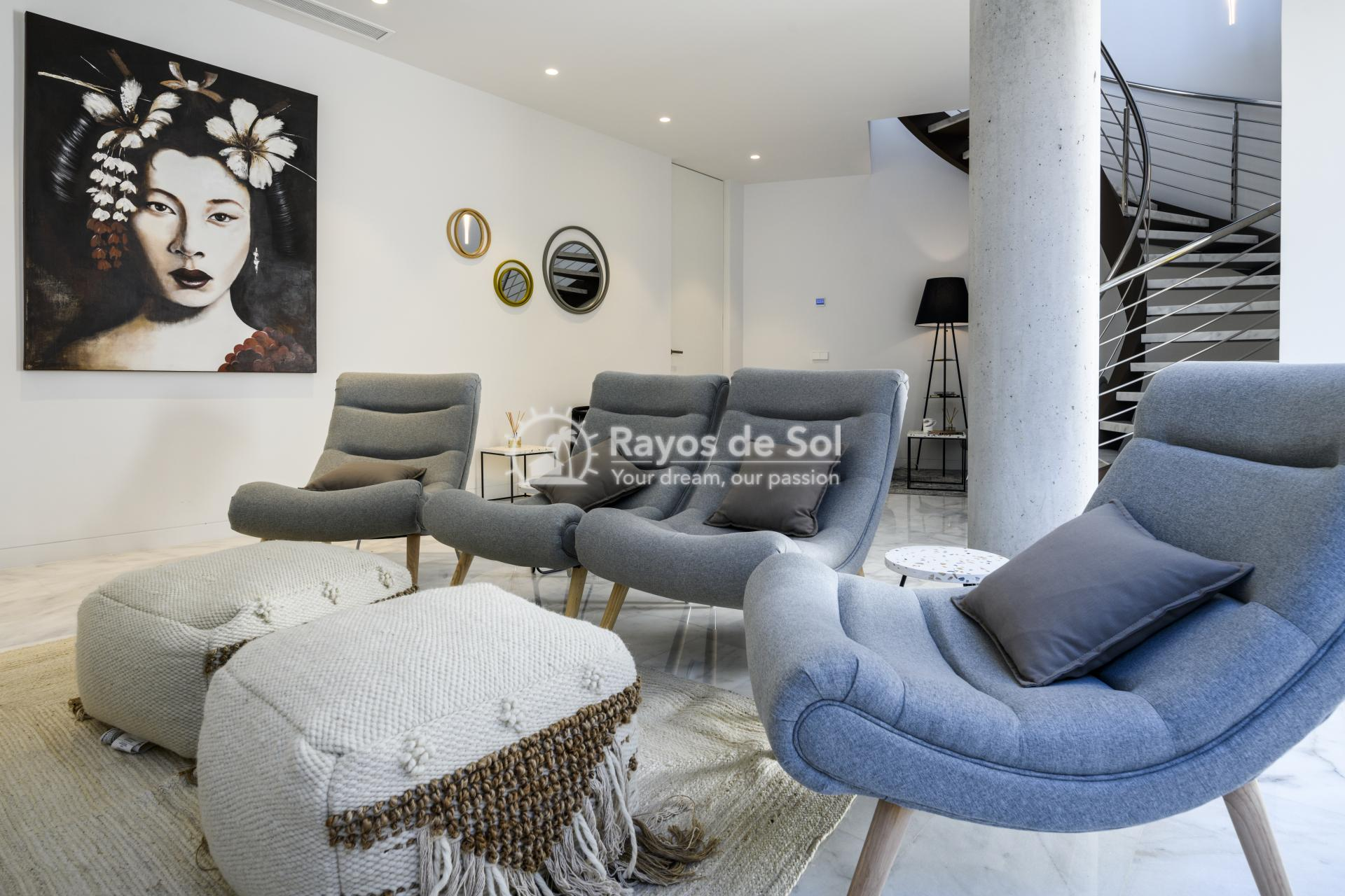 Stunning modern design villa  in Sierra Cortina, Finestrat, Costa Blanca (Praga 19) - 5