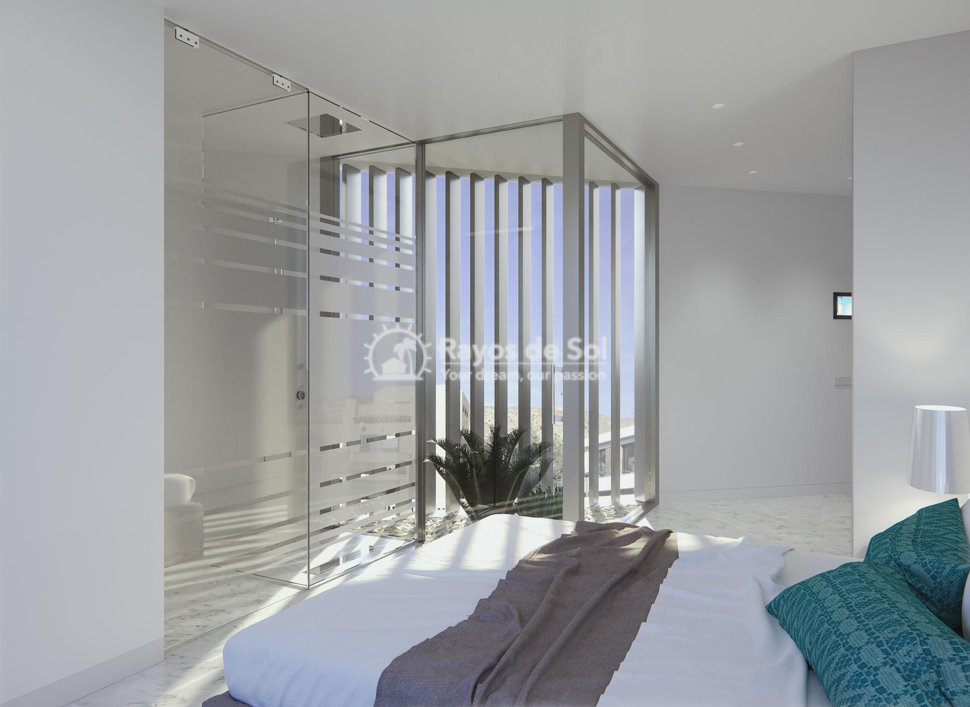 Stunning modern design villa  in Sierra Cortina, Finestrat, Costa Blanca (Praga 19) - 27