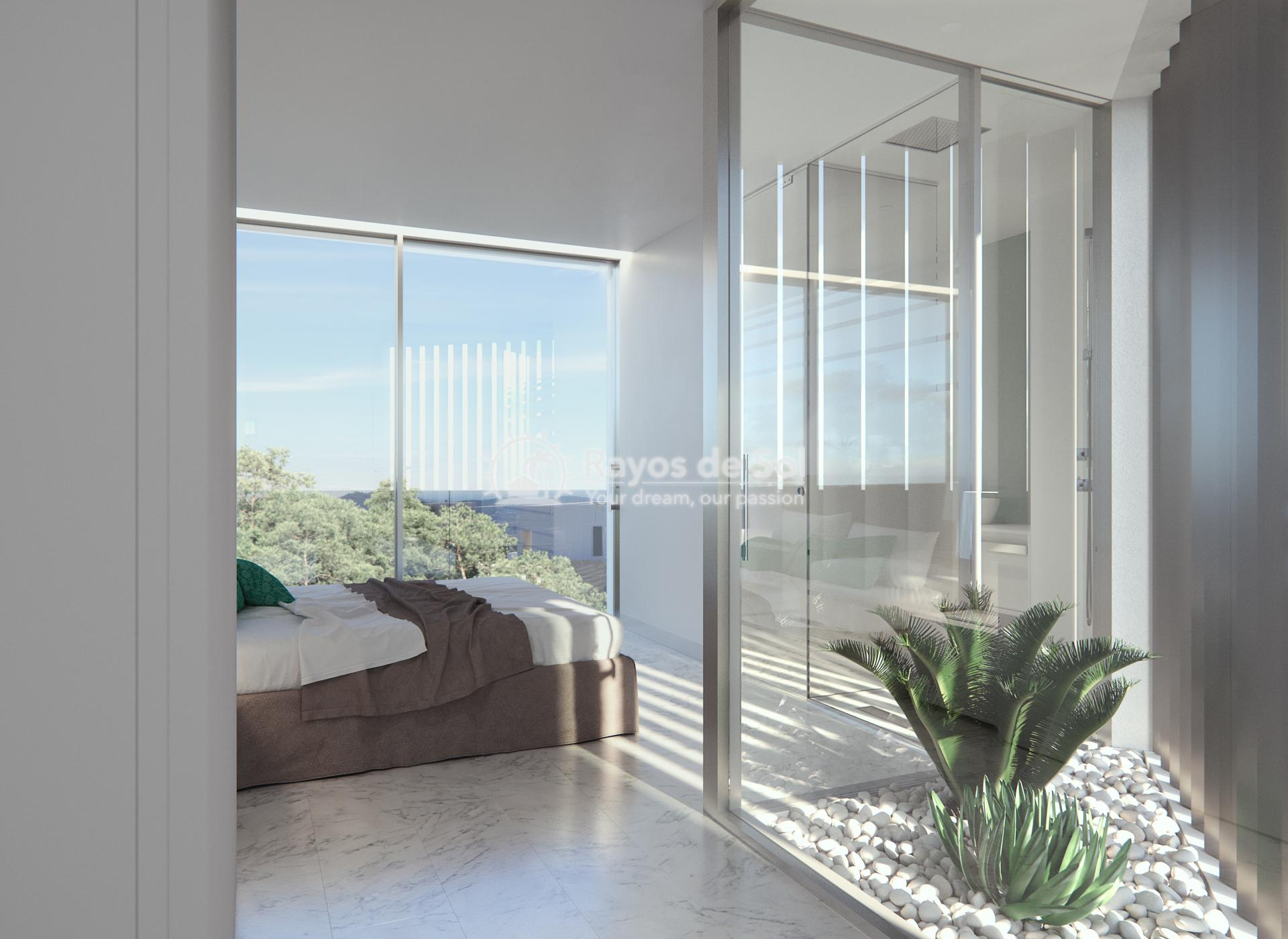 Stunning modern design villa  in Sierra Cortina, Finestrat, Costa Blanca (Praga 19) - 24