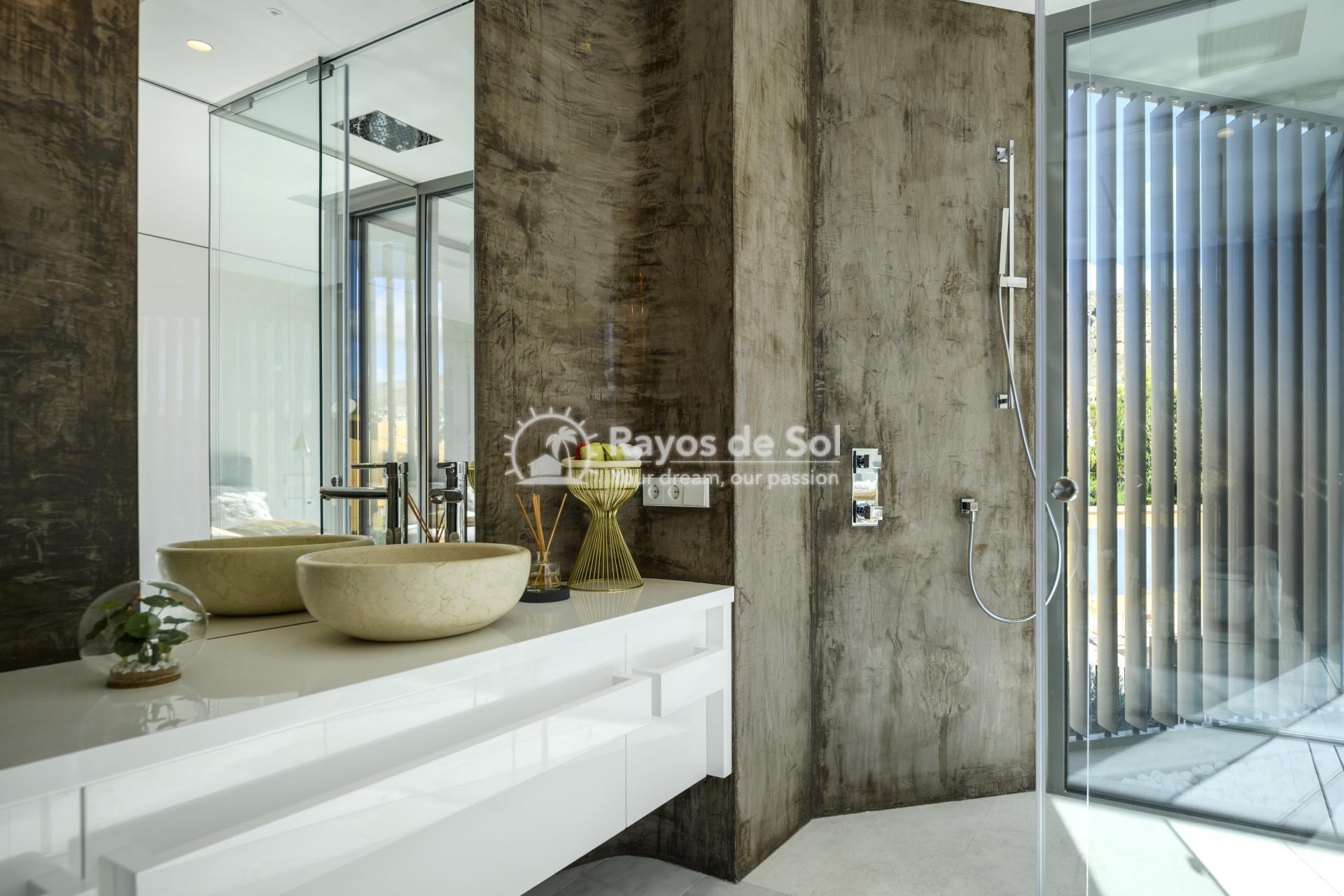 Stunning modern design villa  in Sierra Cortina, Finestrat, Costa Blanca (Praga 19) - 29