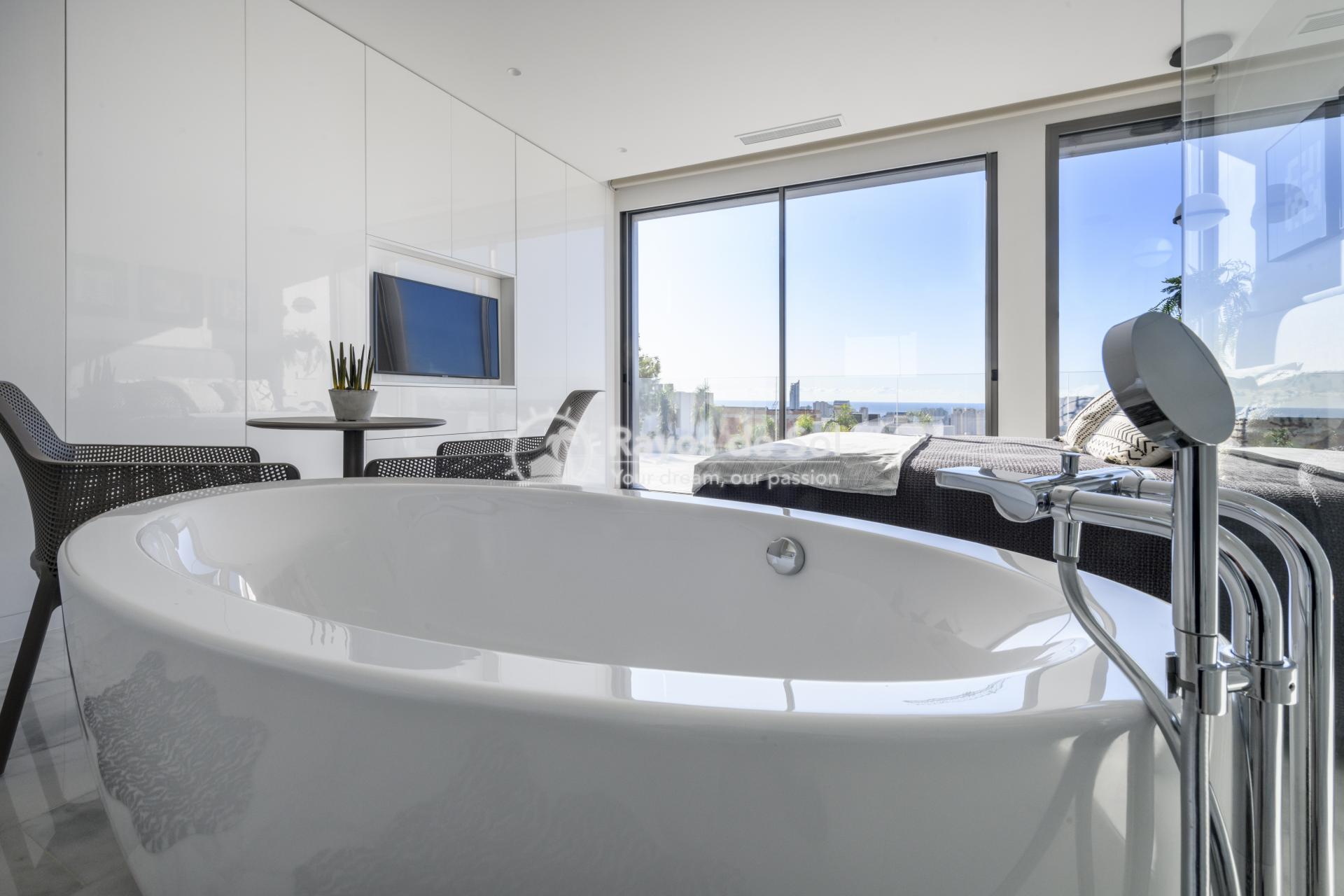 Stunning modern design villa  in Sierra Cortina, Finestrat, Costa Blanca (Praga 19) - 32