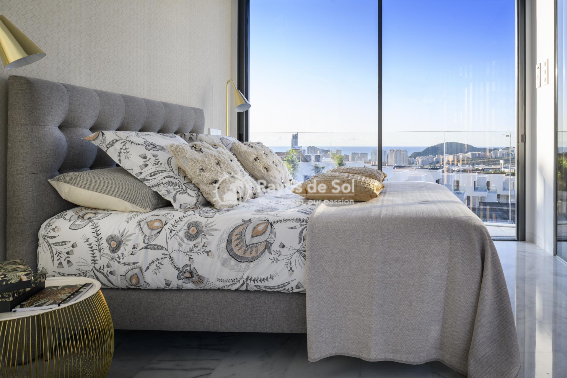 Stunning modern design villa  in Sierra Cortina, Finestrat, Costa Blanca (Praga 19) - 30