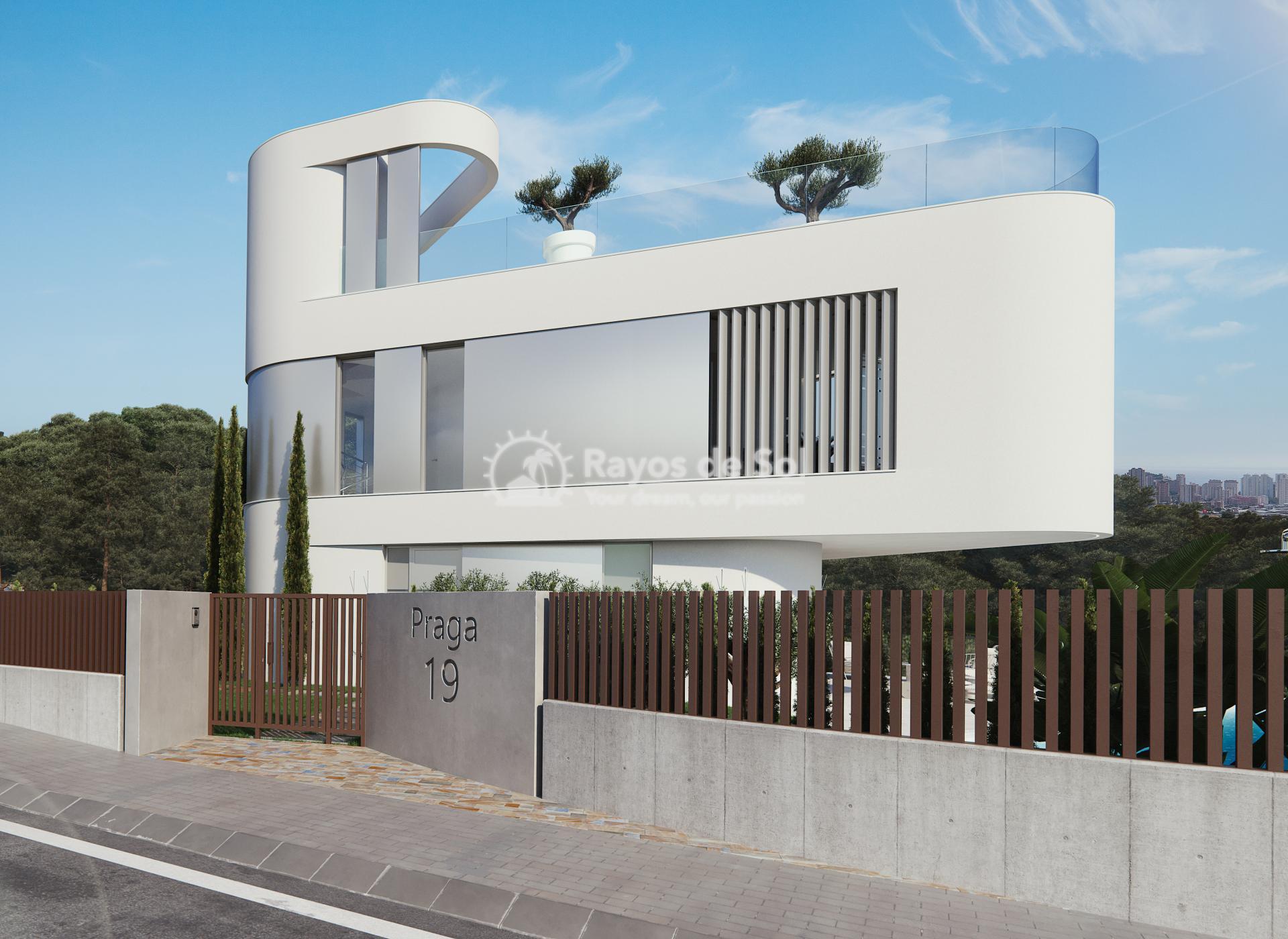 Stunning modern design villa  in Sierra Cortina, Finestrat, Costa Blanca (Praga 19) - 37