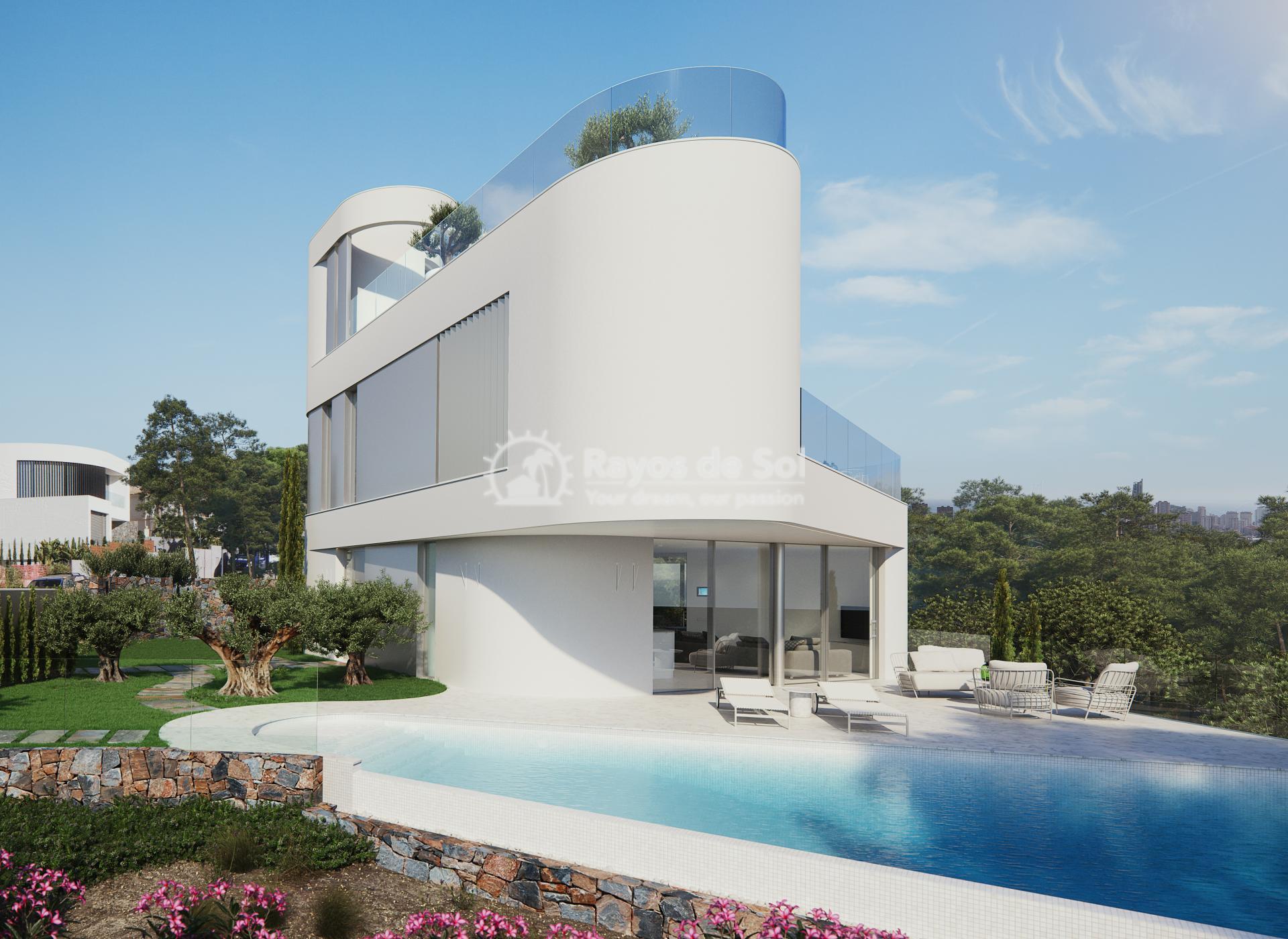 Stunning modern design villa  in Sierra Cortina, Finestrat, Costa Blanca (Praga 19) - 38