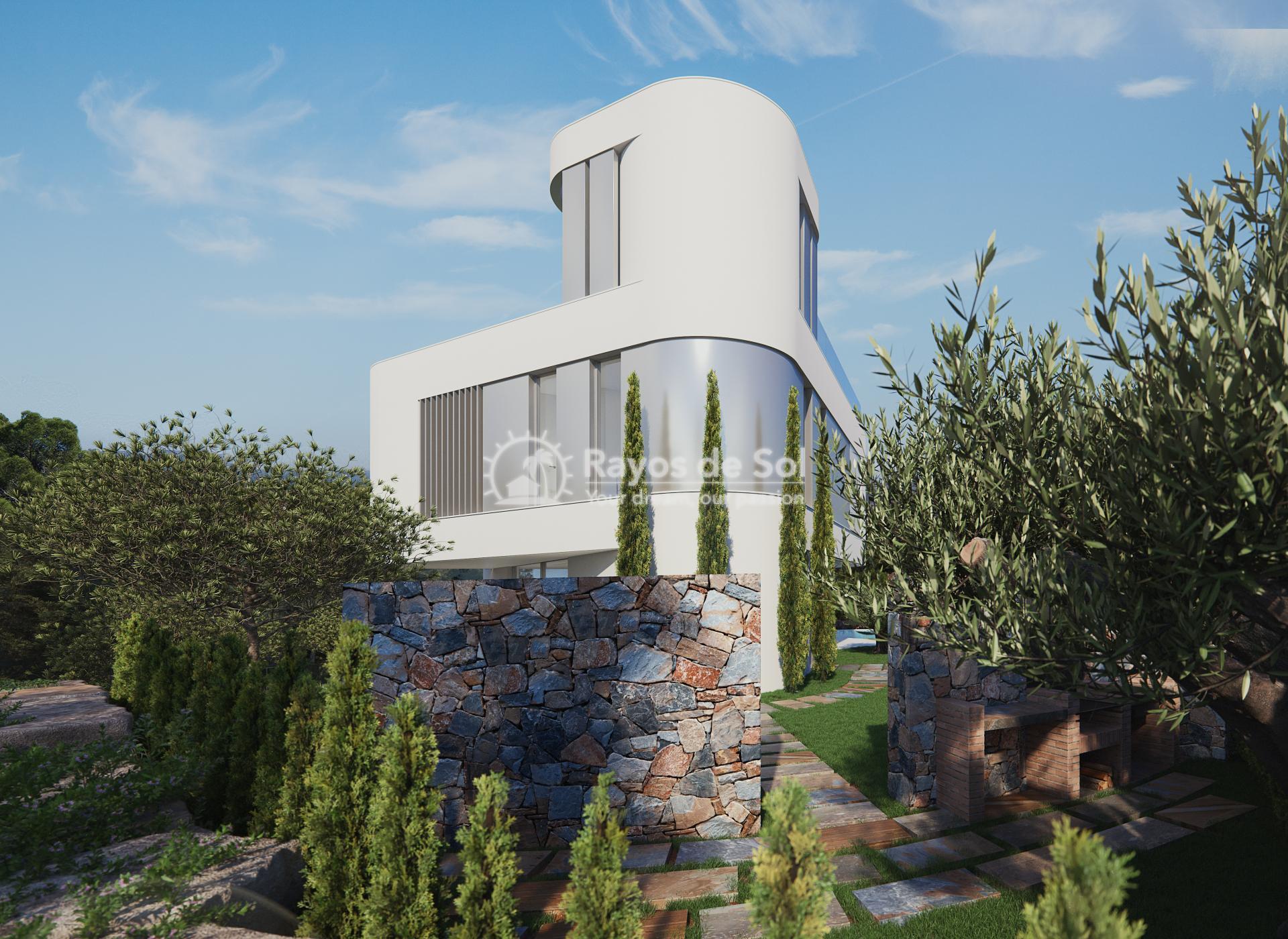 Stunning modern design villa  in Sierra Cortina, Finestrat, Costa Blanca (Praga 19) - 43