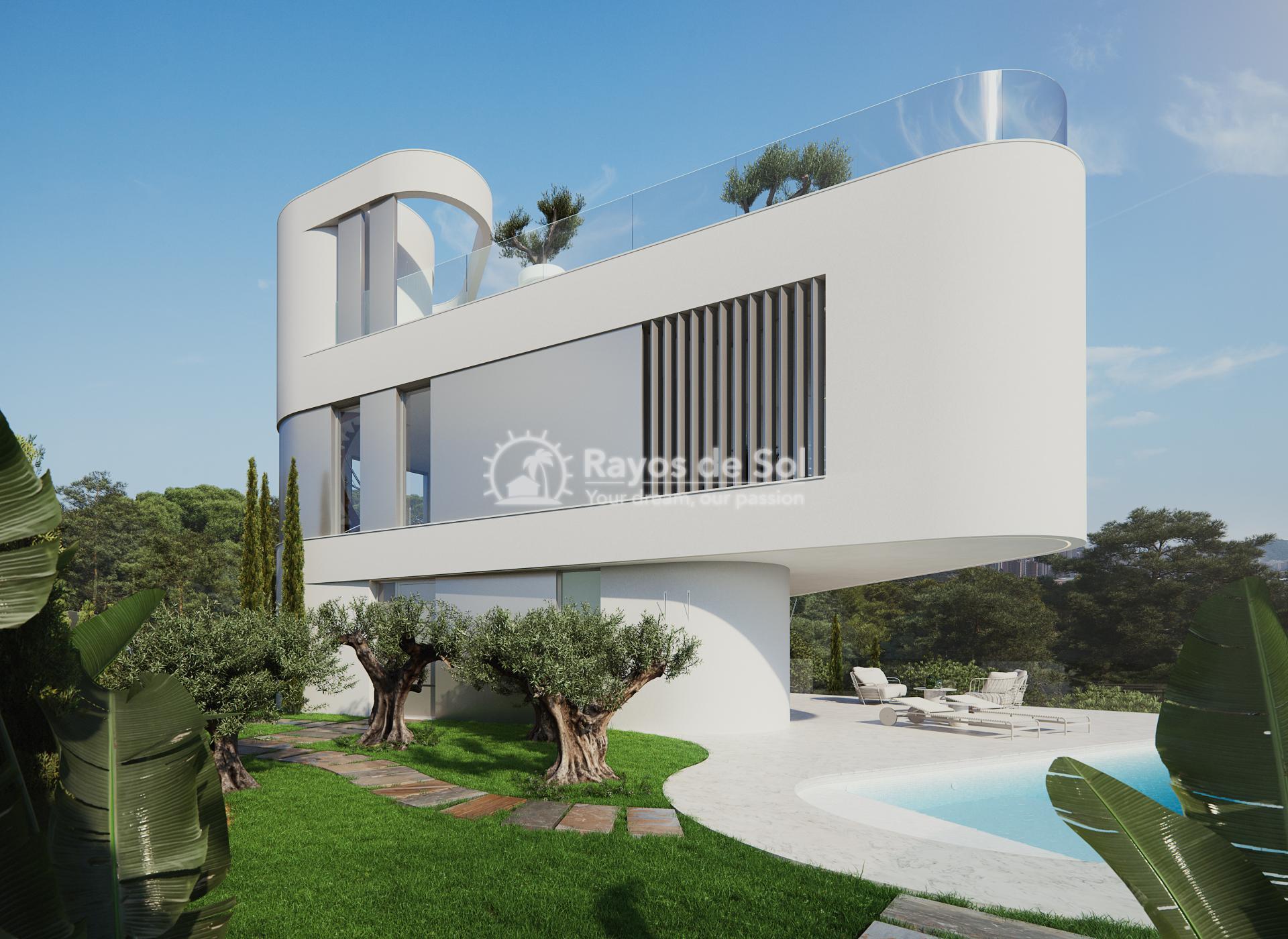 Stunning modern design villa  in Sierra Cortina, Finestrat, Costa Blanca (Praga 19) - 41