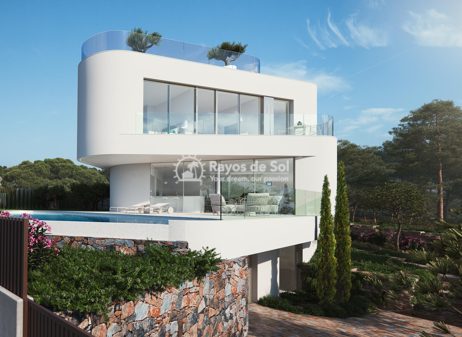 Stunning modern design villa  in Sierra Cortina, Finestrat, Costa Blanca (Praga 19) - 39