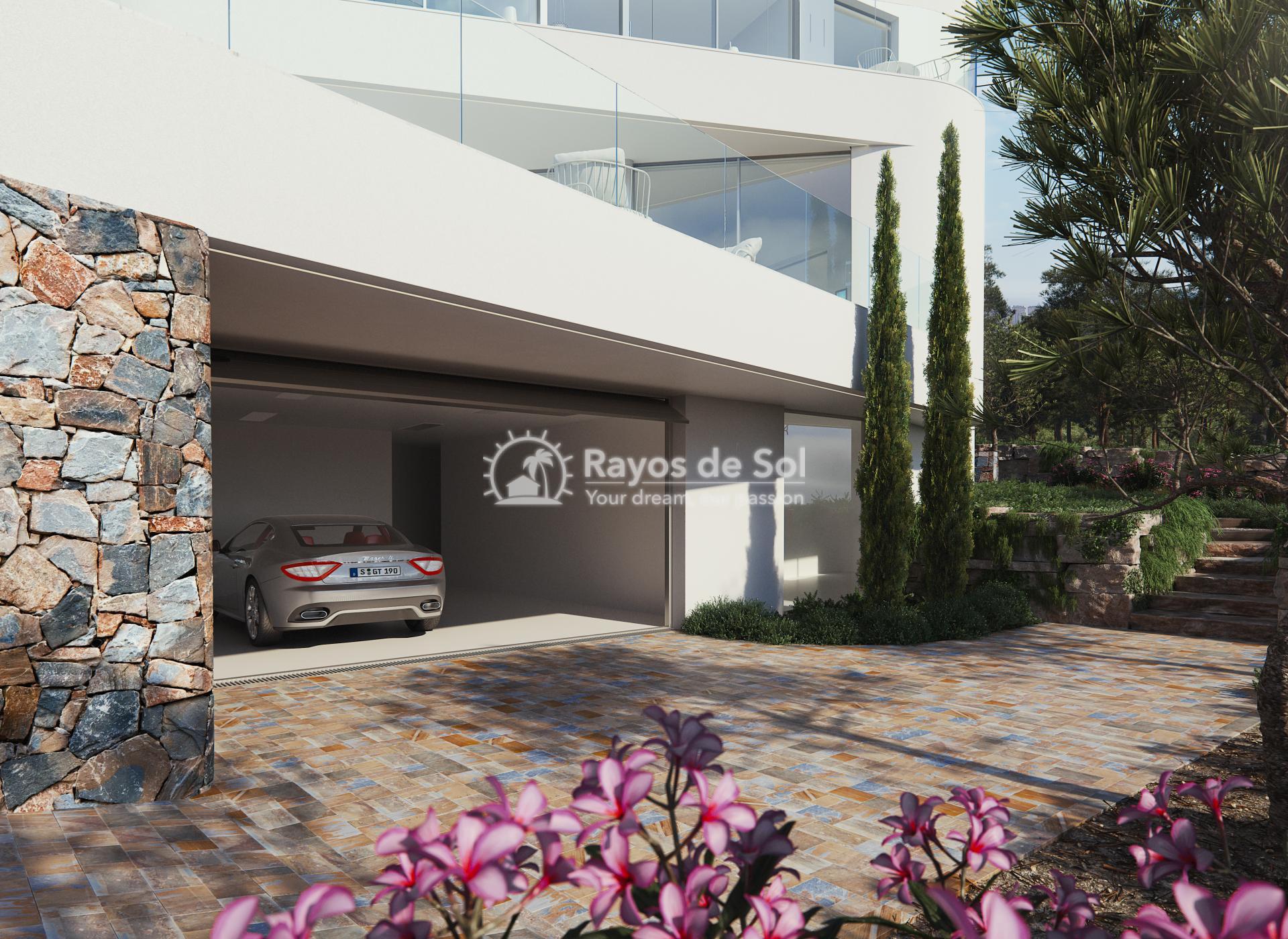 Stunning modern design villa  in Sierra Cortina, Finestrat, Costa Blanca (Praga 19) - 45