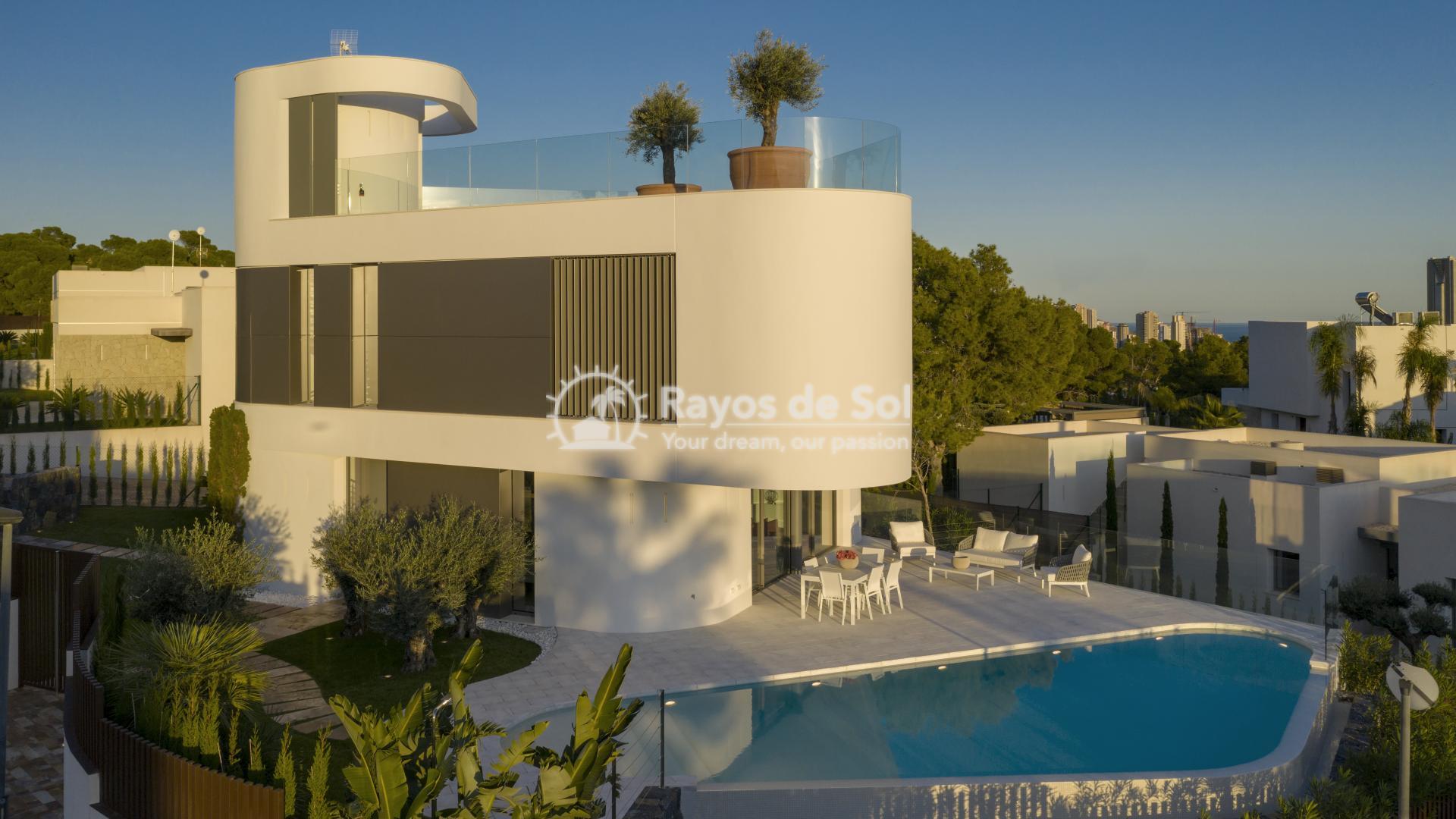 Stunning modern design villa  in Sierra Cortina, Finestrat, Costa Blanca (Praga 19) - 46