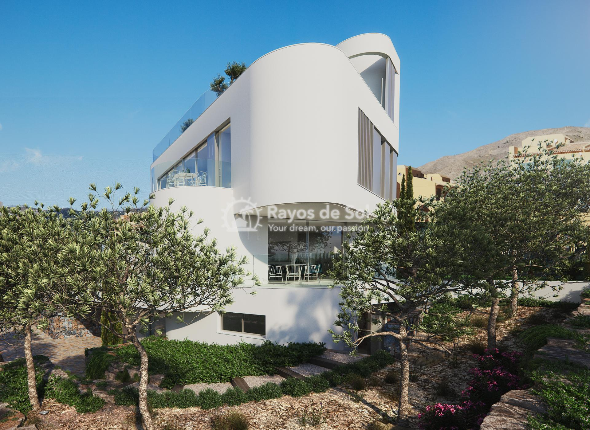 Stunning modern design villa  in Sierra Cortina, Finestrat, Costa Blanca (Praga 19) - 48