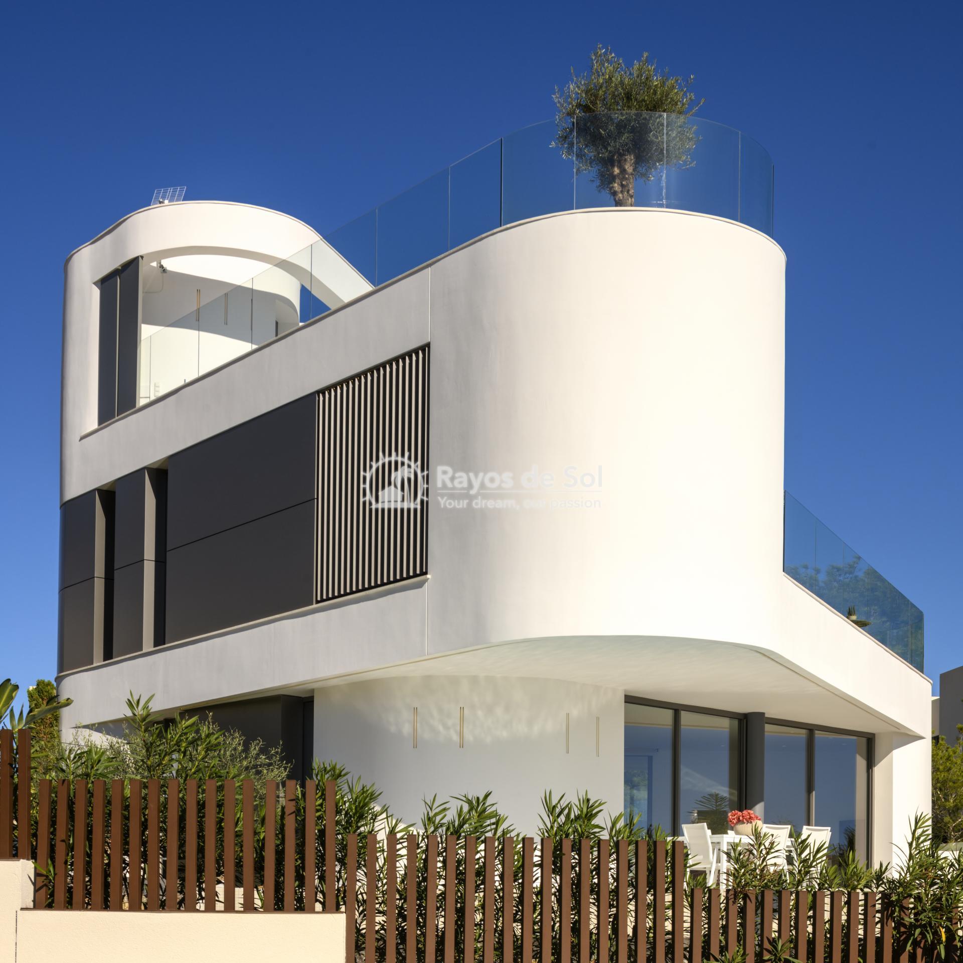 Stunning modern design villa  in Sierra Cortina, Finestrat, Costa Blanca (Praga 19) - 52