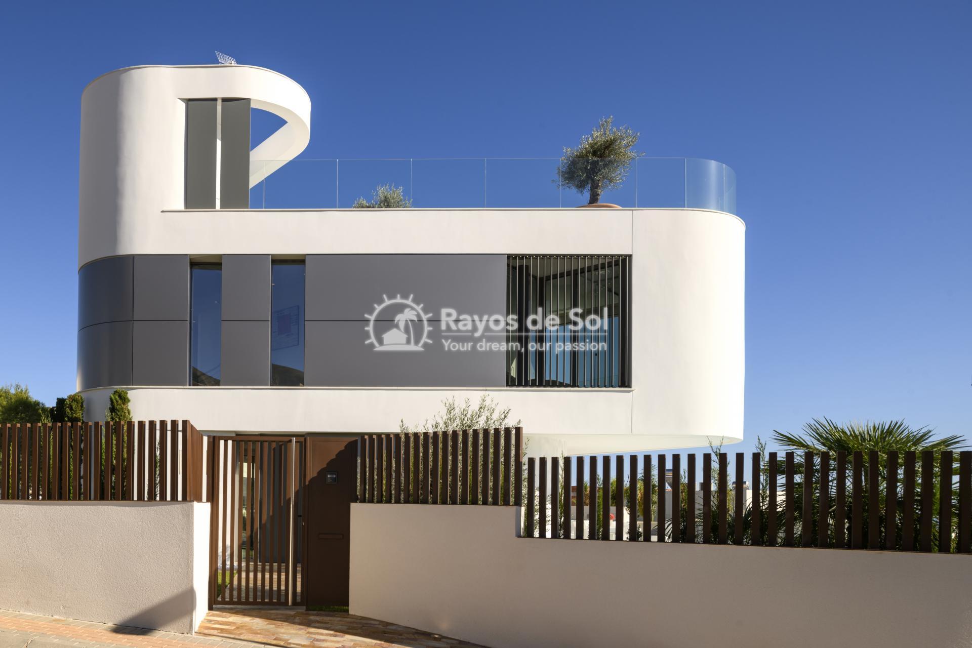 Stunning modern design villa  in Sierra Cortina, Finestrat, Costa Blanca (Praga 19) - 56