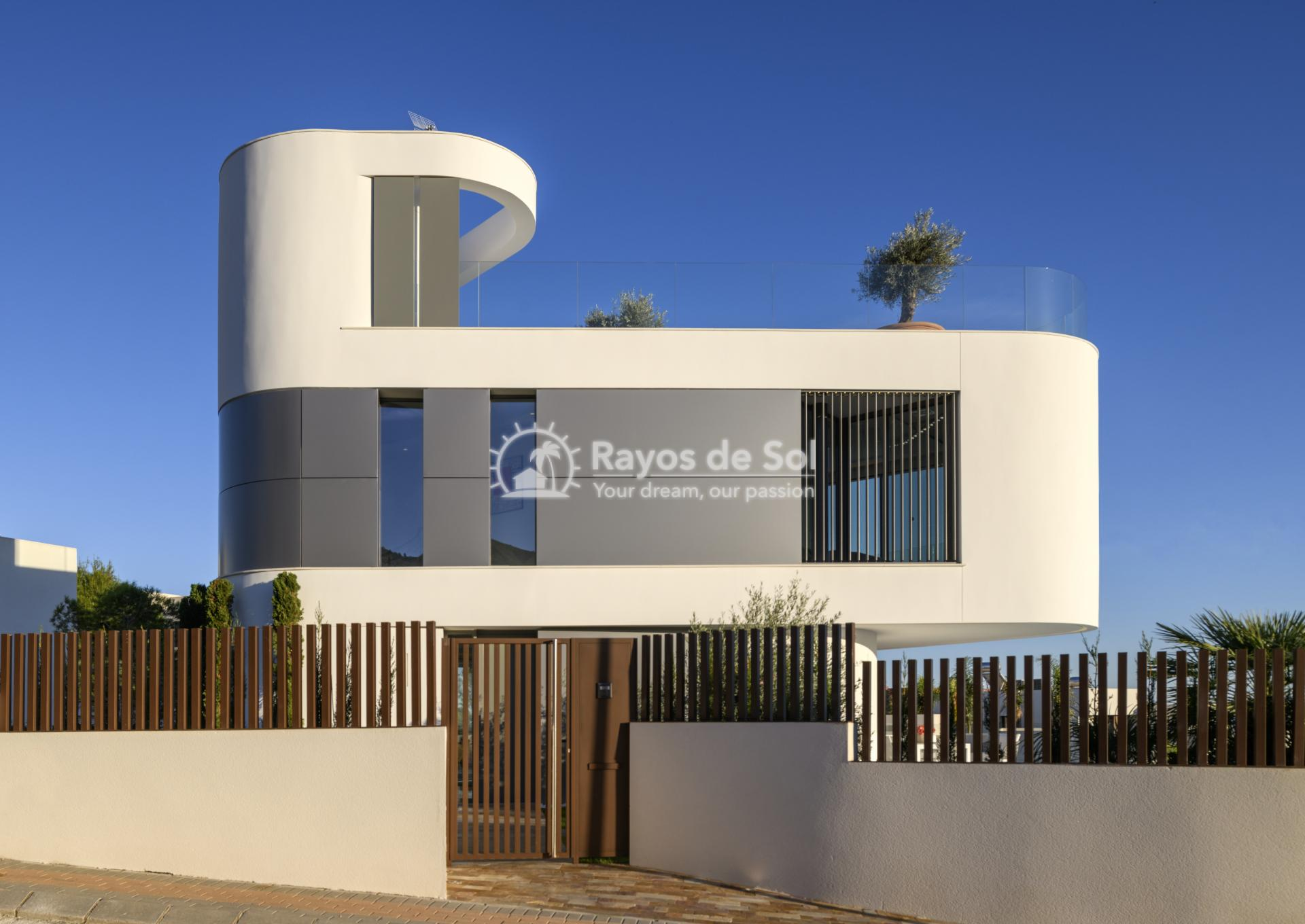 Stunning modern design villa  in Sierra Cortina, Finestrat, Costa Blanca (Praga 19) - 59
