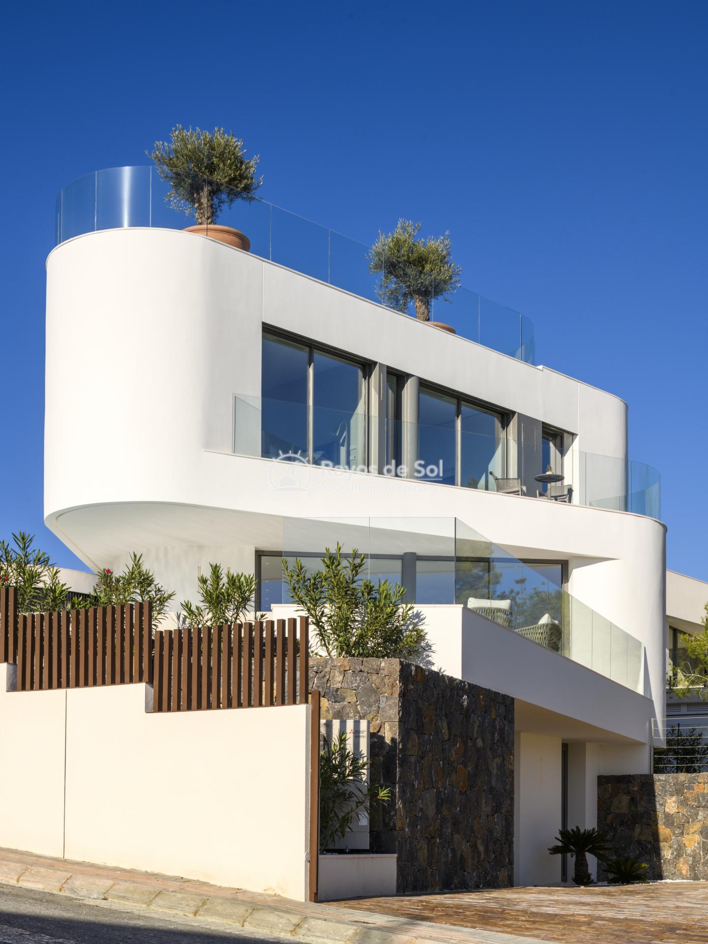 Stunning modern design villa  in Sierra Cortina, Finestrat, Costa Blanca (Praga 19) - 64