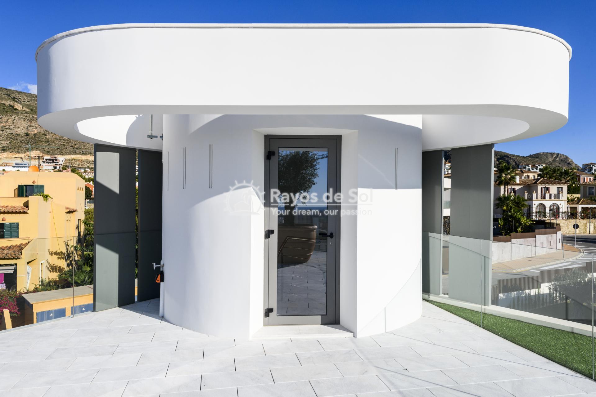 Stunning modern design villa  in Sierra Cortina, Finestrat, Costa Blanca (Praga 19) - 65