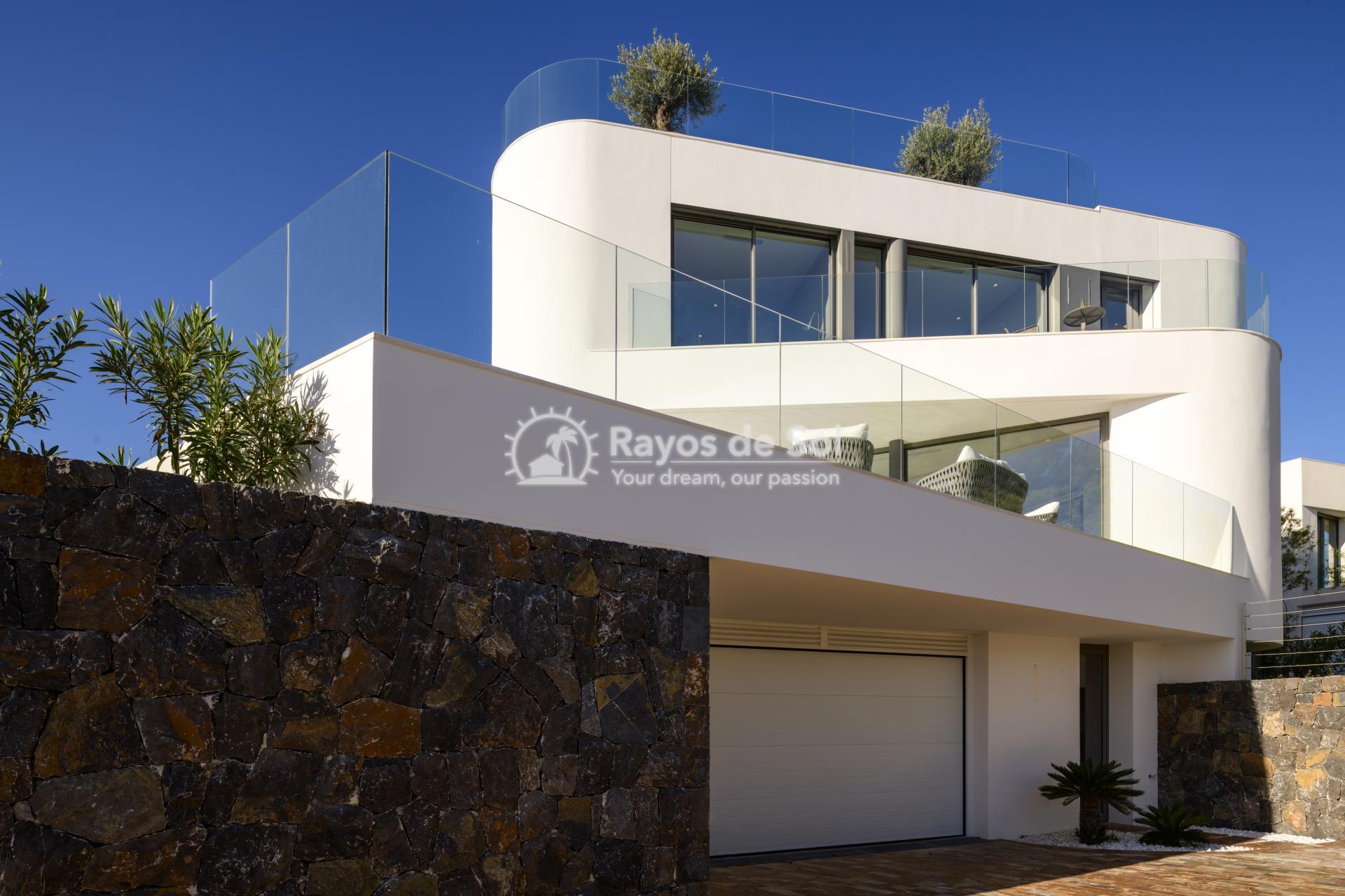Stunning modern design villa  in Sierra Cortina, Finestrat, Costa Blanca (Praga 19) - 66