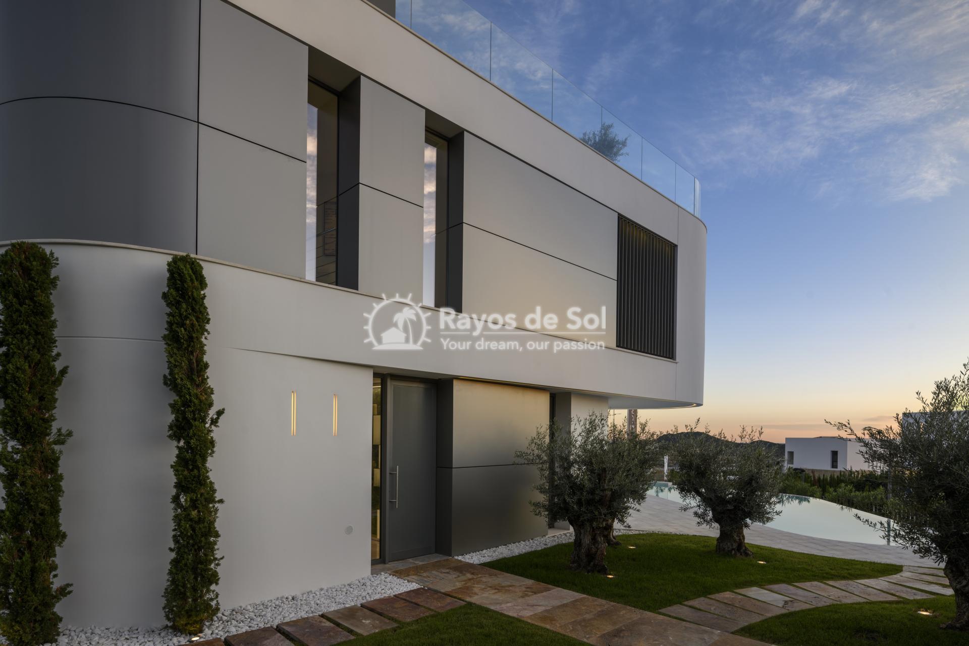 Stunning modern design villa  in Sierra Cortina, Finestrat, Costa Blanca (Praga 19) - 67