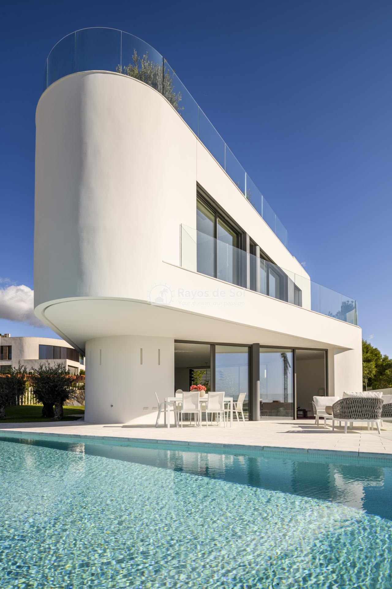 Stunning modern design villa  in Sierra Cortina, Finestrat, Costa Blanca (Praga 19) - 70