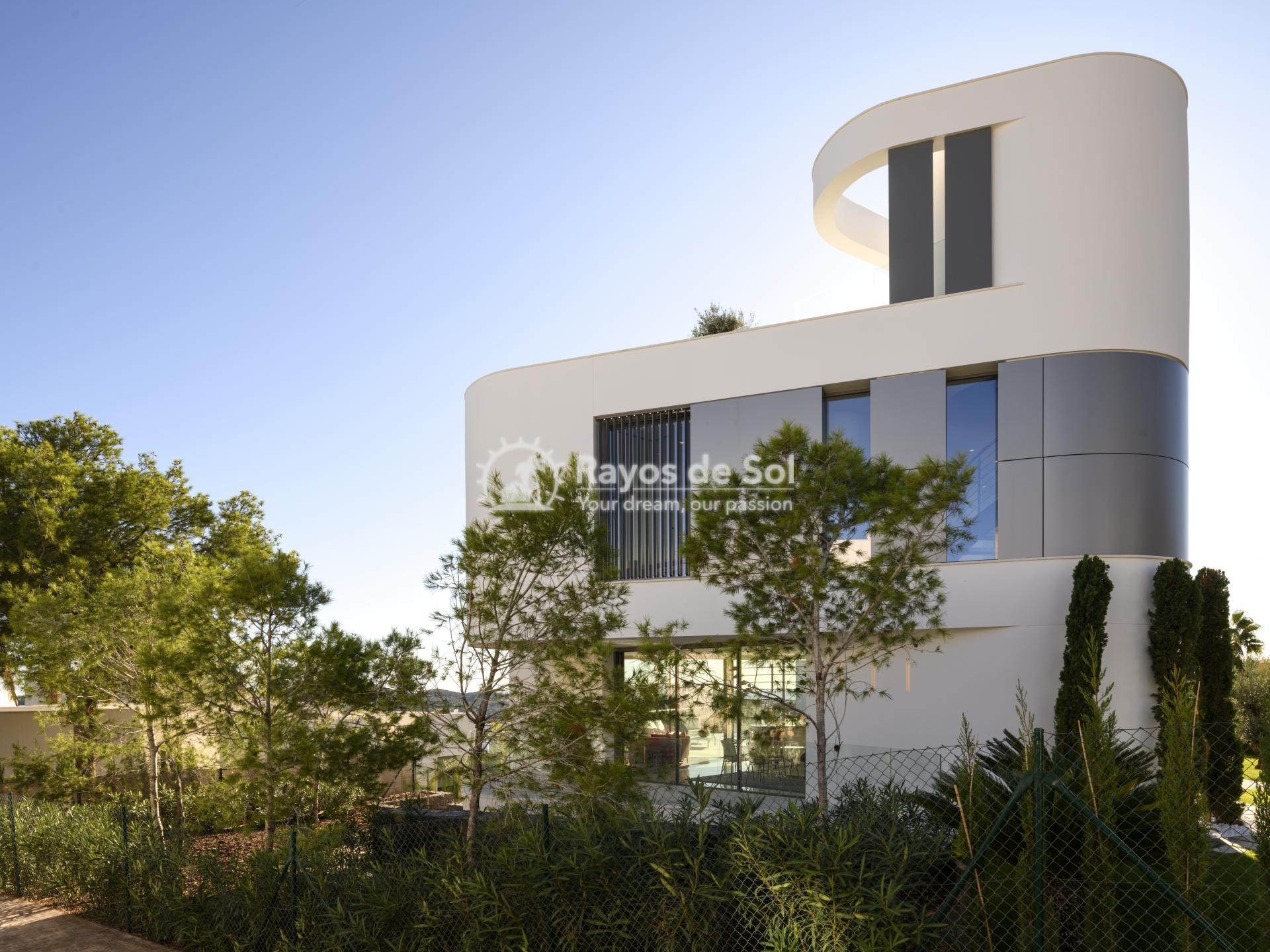 Stunning modern design villa  in Sierra Cortina, Finestrat, Costa Blanca (Praga 19) - 71
