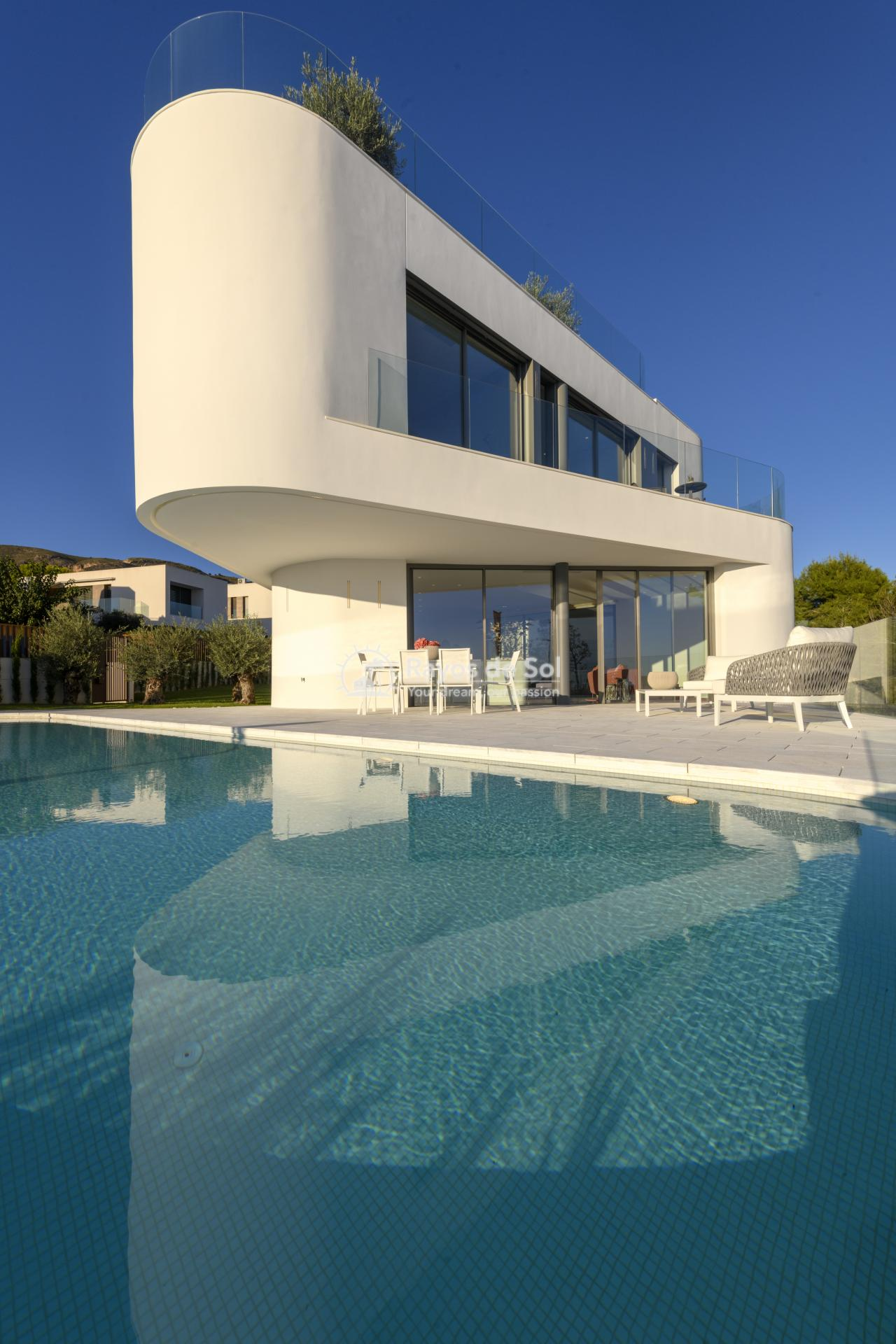 Stunning modern design villa  in Sierra Cortina, Finestrat, Costa Blanca (Praga 19) - 72